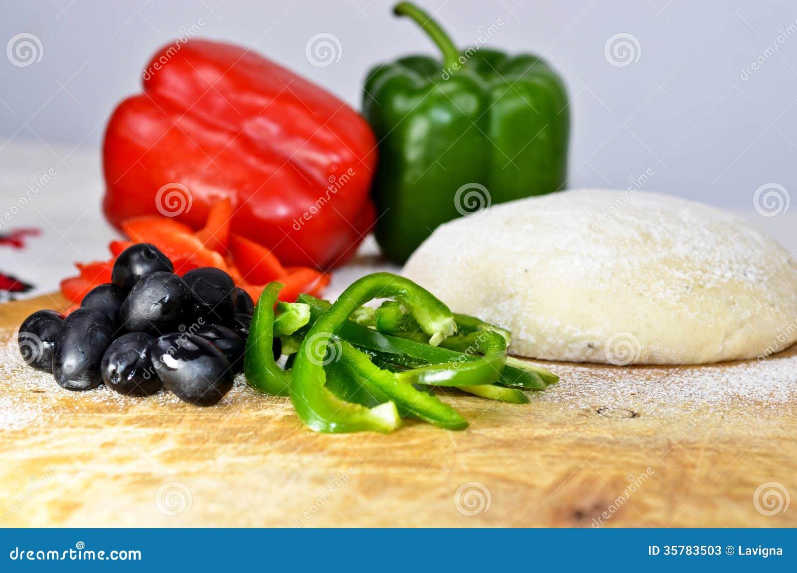 Fresh Ingredients Stock Photos - Image: 35783503