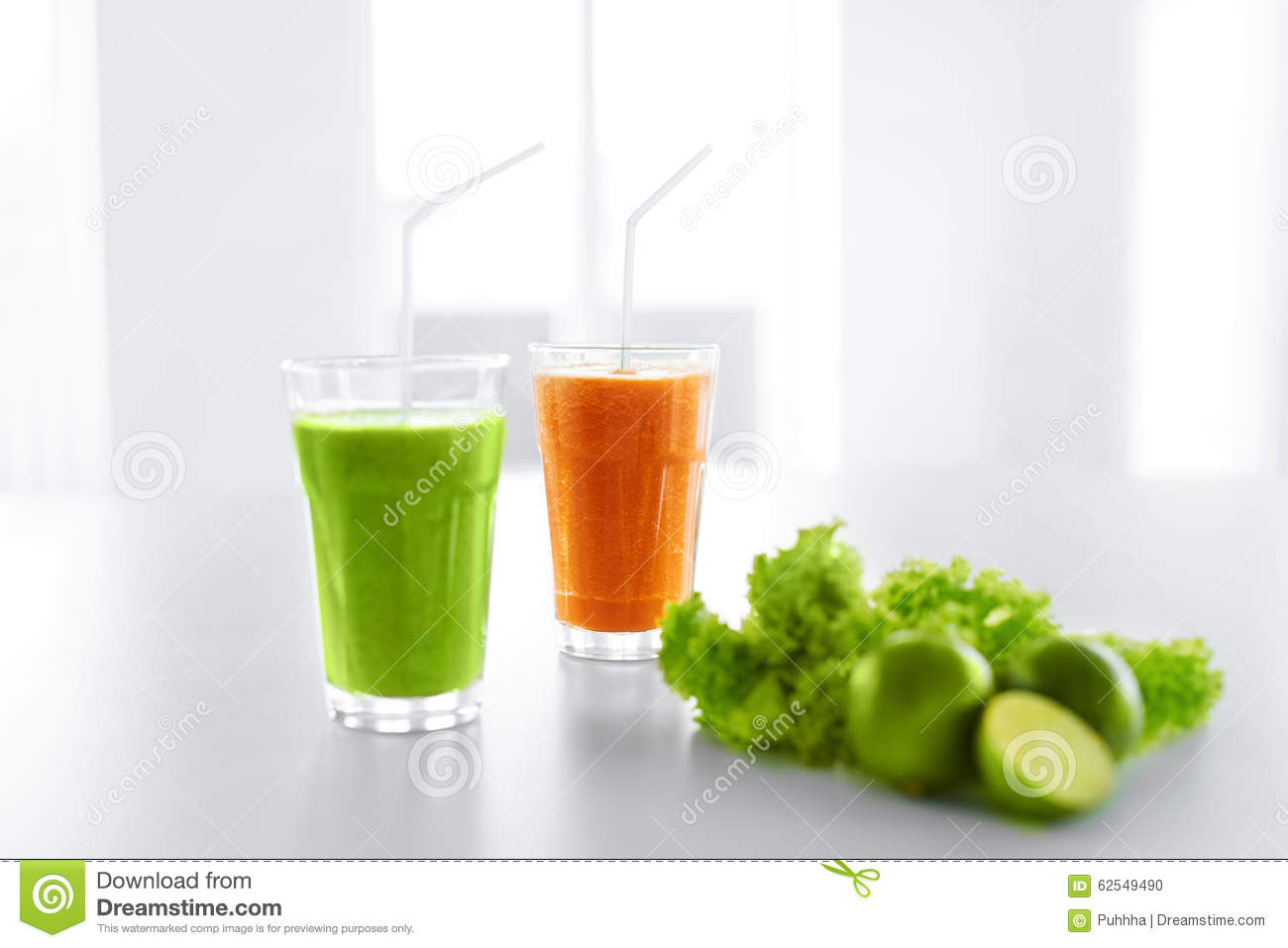 Green Fresh Healthy Smoothie Stock Image Cartoondealer