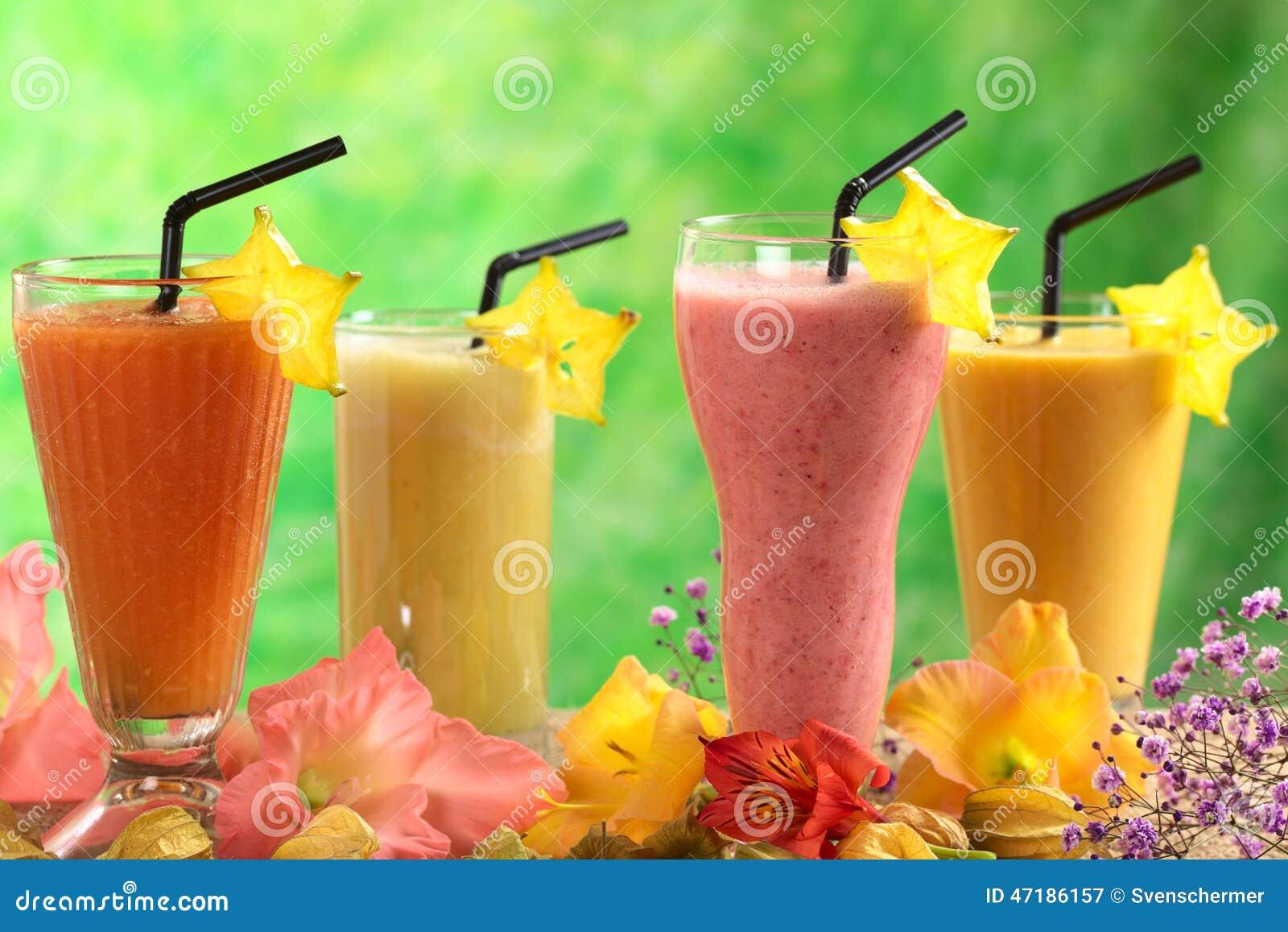 Fresh Juices and Milkshakes