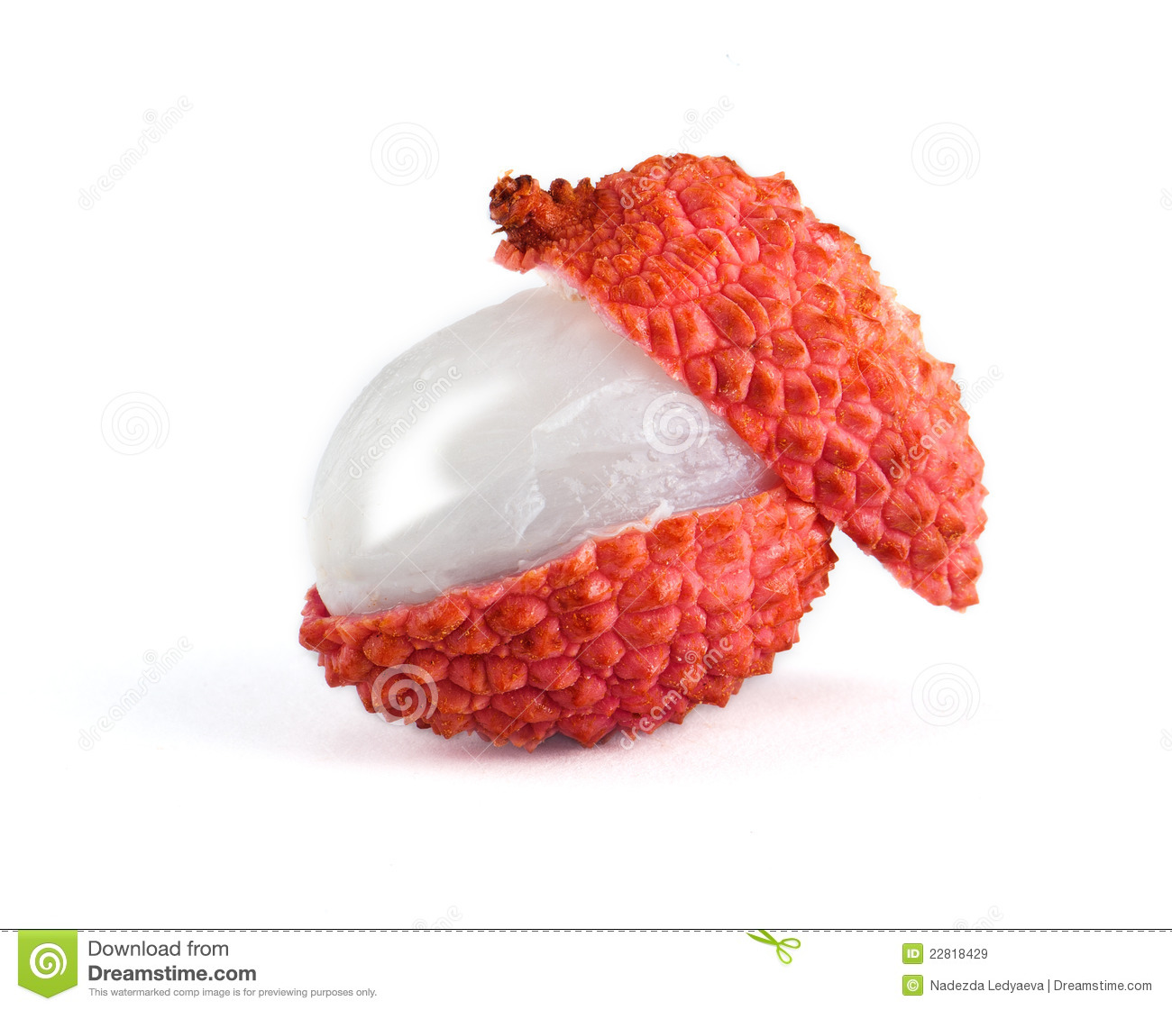 Fresh Lichi Royalty Free Stock Images - Image: 22818429