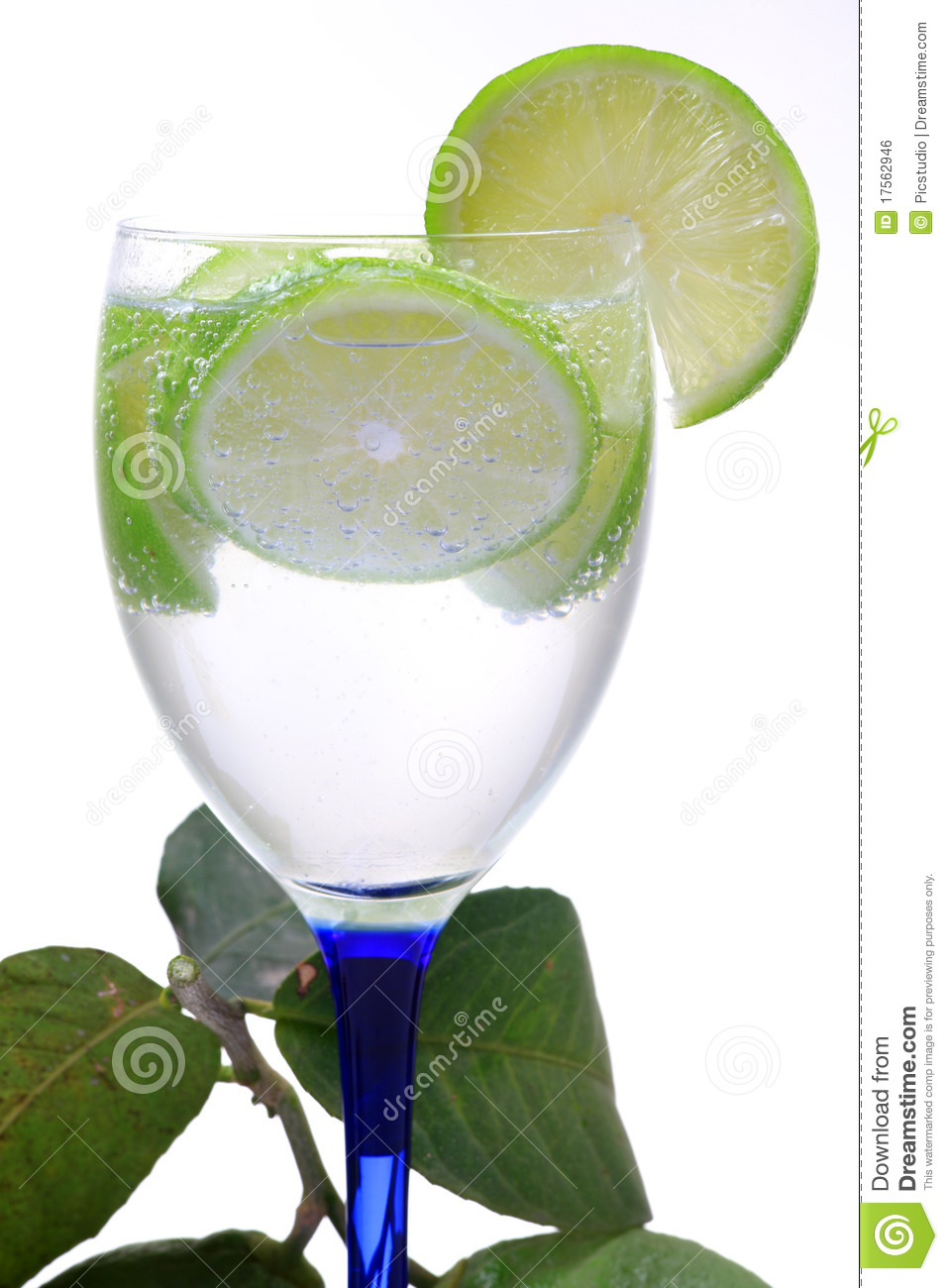 Fresh lime water