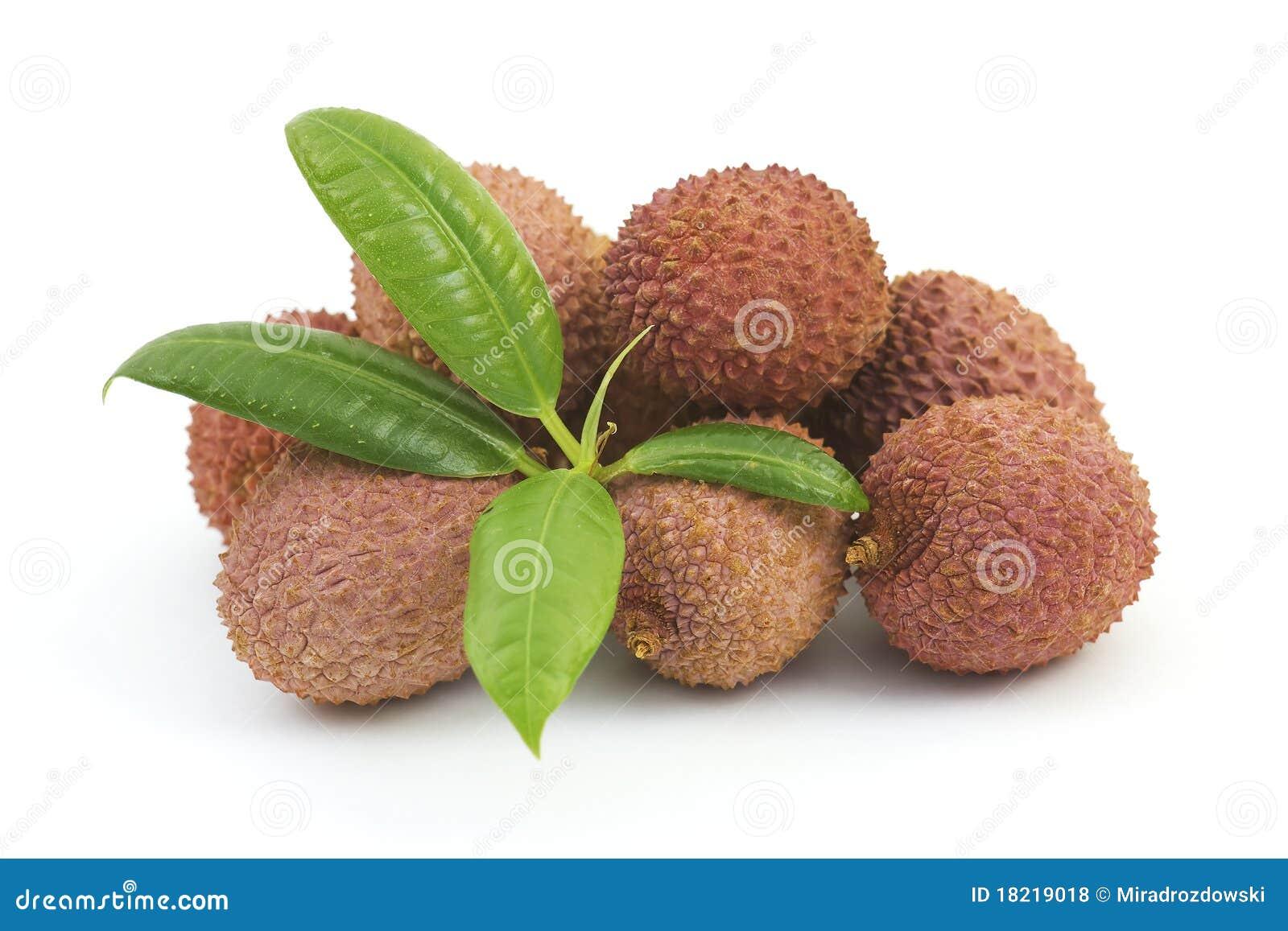 Fresh Lychee Fruits Ro...