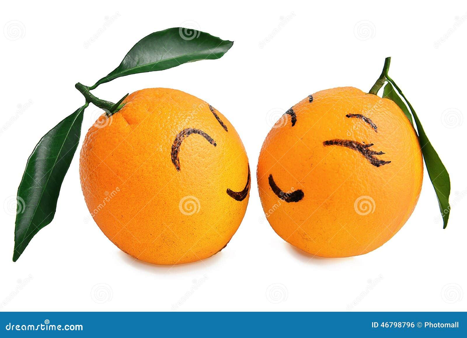 Fresh orange Expression of Lovers Cartoon, Creative Poster, Valentine Valentines marriage married marry wedding
