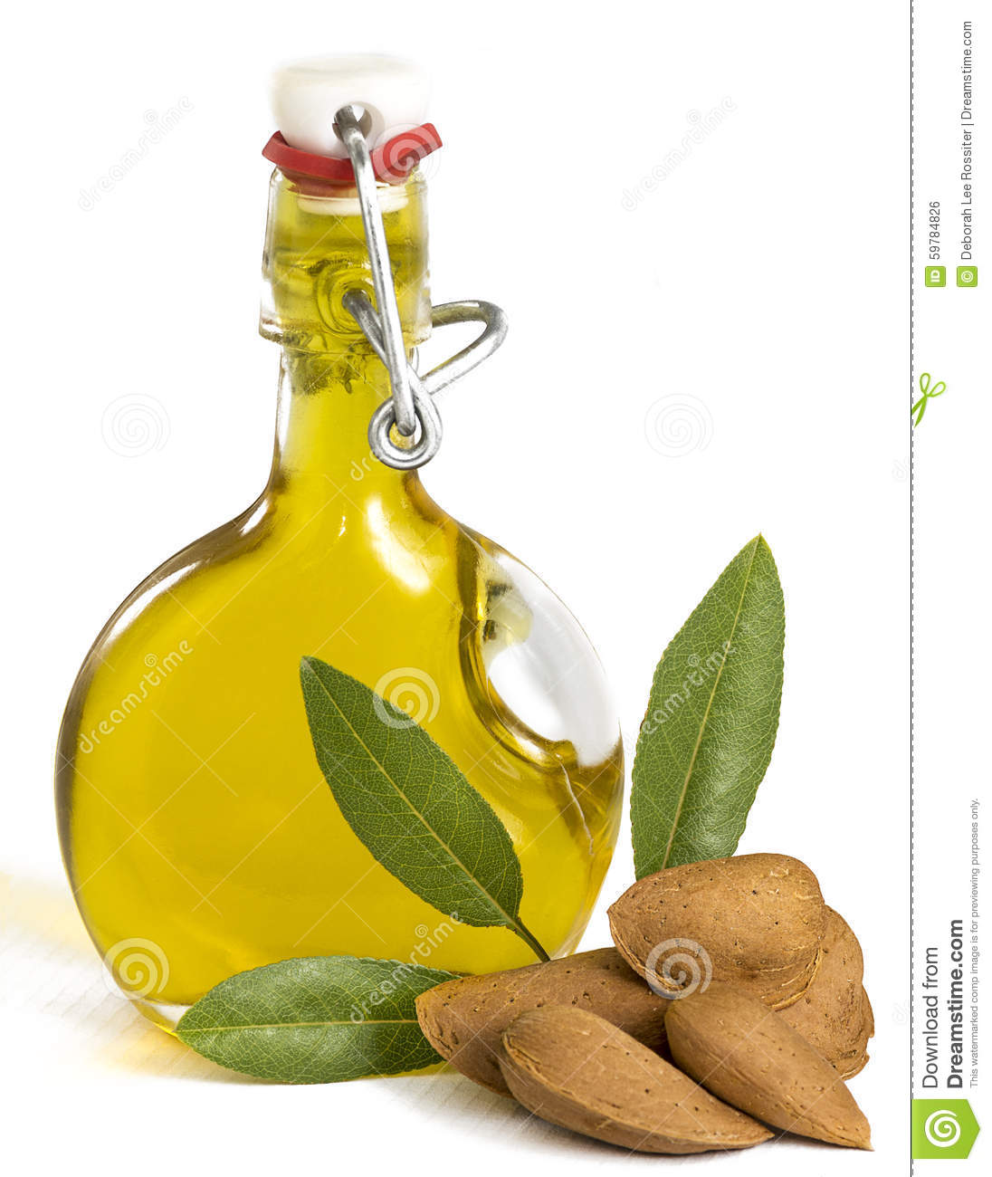 Organic Almond Oil Royalty-Free Stock Photography ...