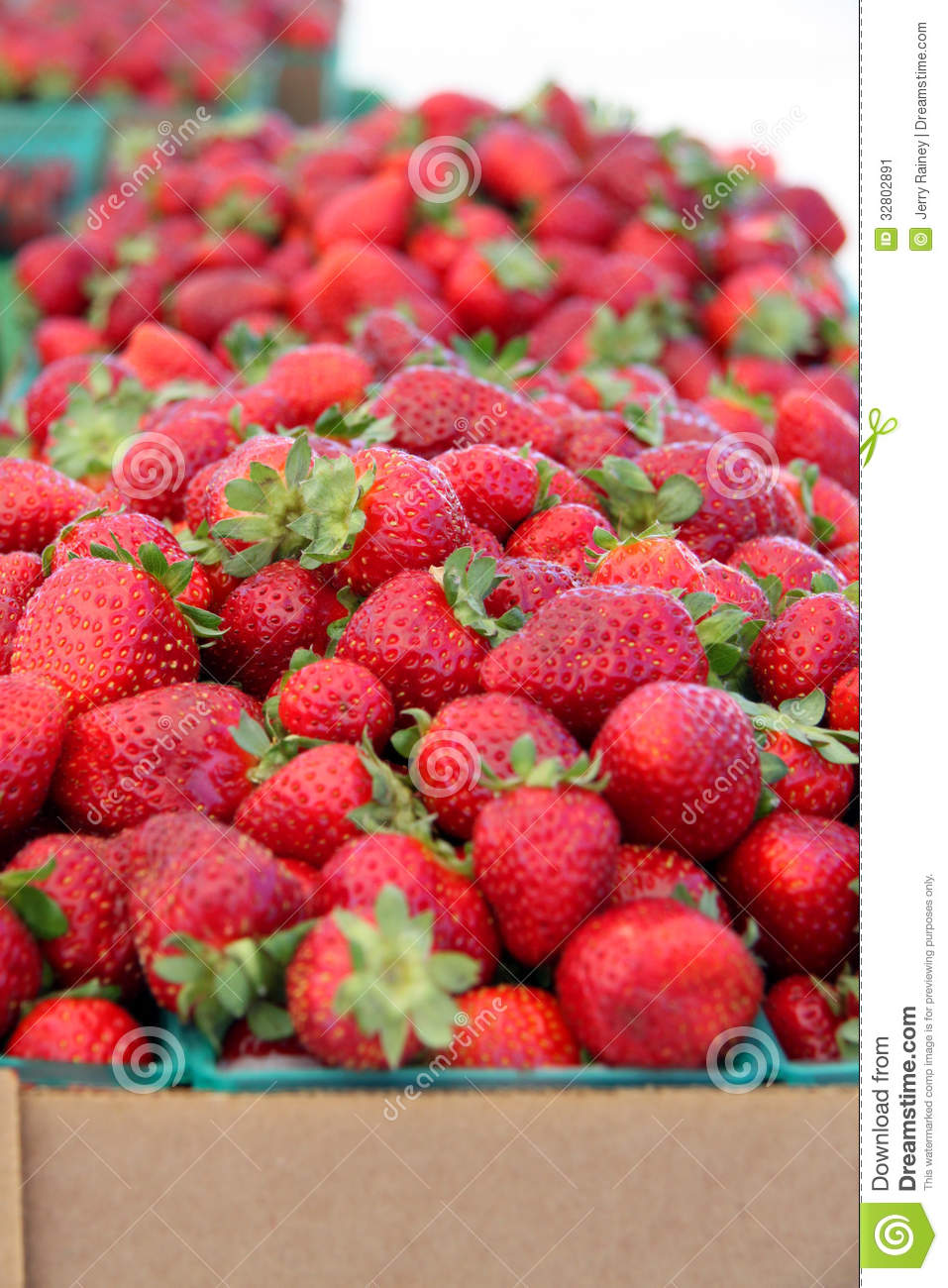 how to clean fresh picked strawberries