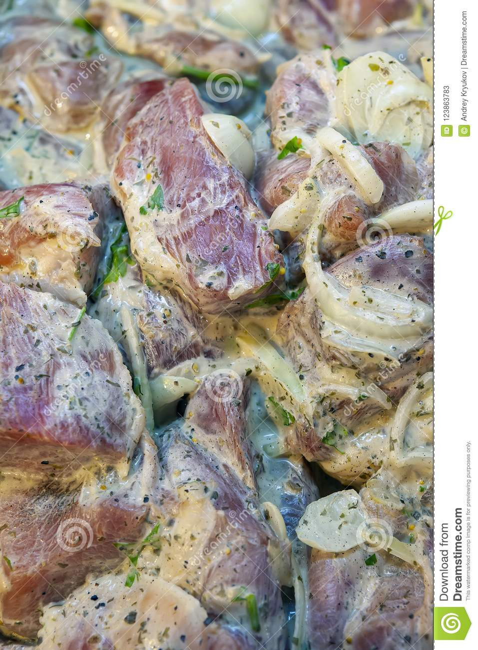 How to pickle meat for kebabs Meat for kebabs: marinade, recipe, photo 93