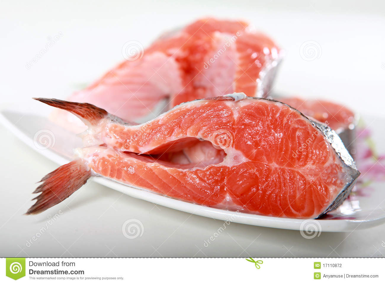 Fresh piece of fish stock photography image 17110872 for Piece of fish