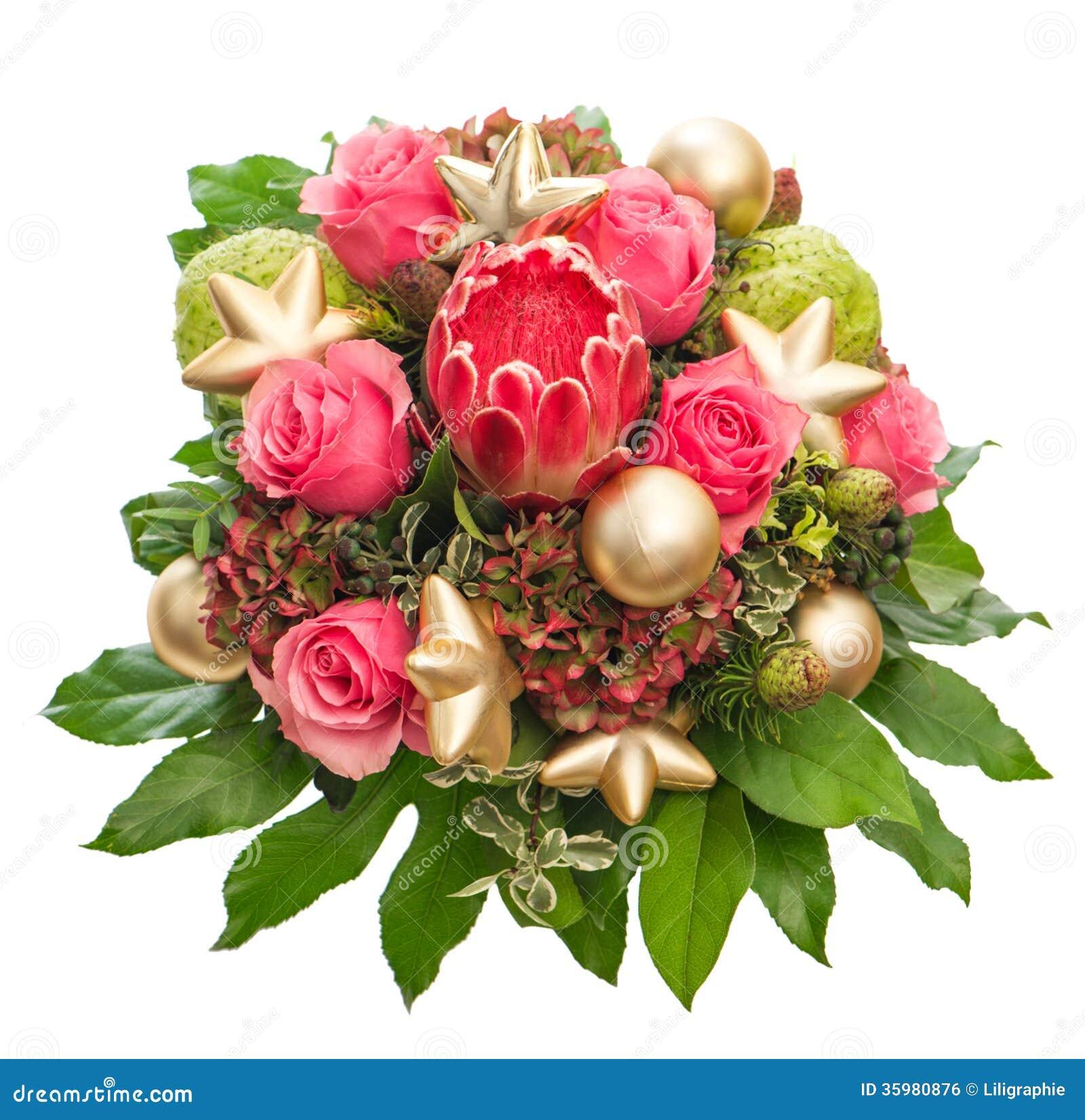 Exotic Flowers Bouquet - comousar