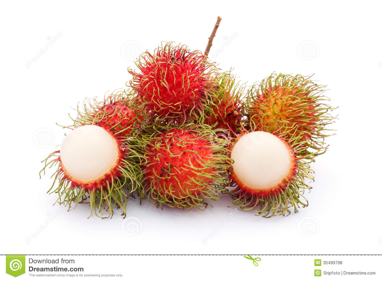 Rambutan Fruit for Health Benefits | My Favorite Blog | B-Thoughtful