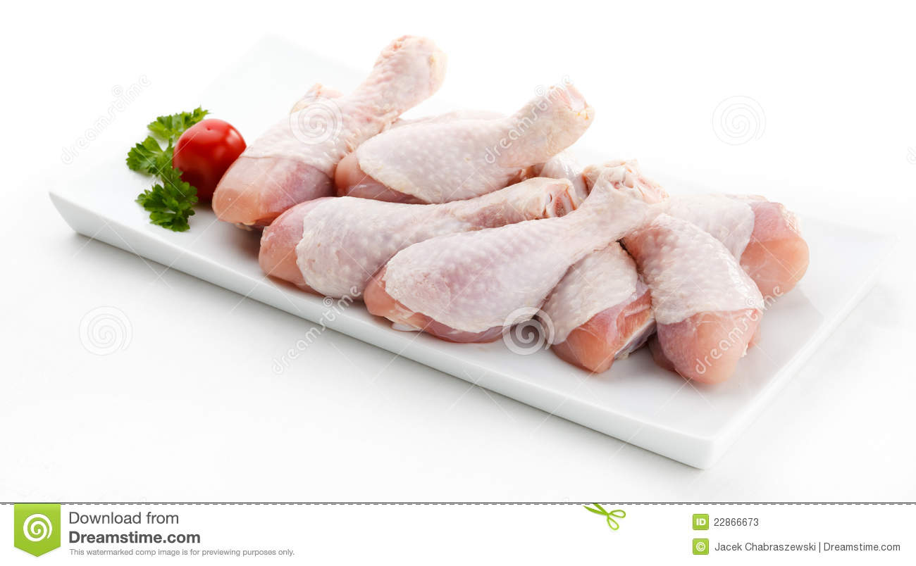 Chicken Thigh Clipart