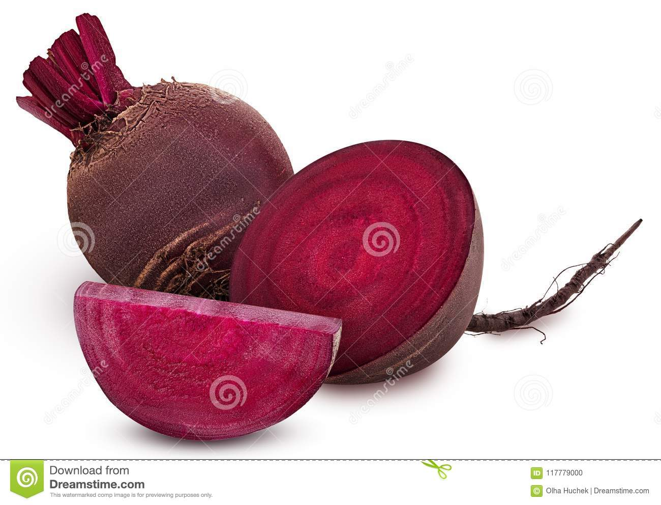fresh red beet root one cut in half and slice stock photo image of