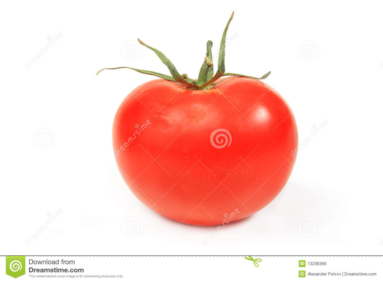 The Fresh Red Tomato Royalty Free Stock Image - Image ...