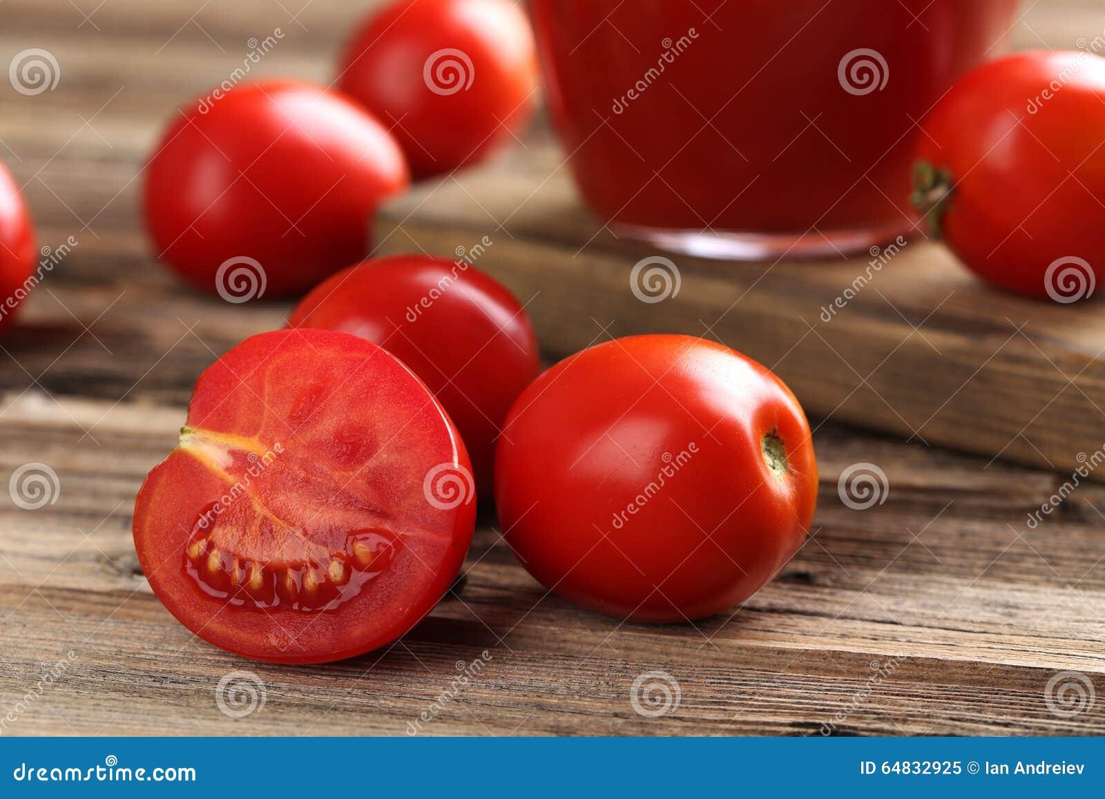 Fresh Red Tomatoes Stock Photo - Image: 64832925