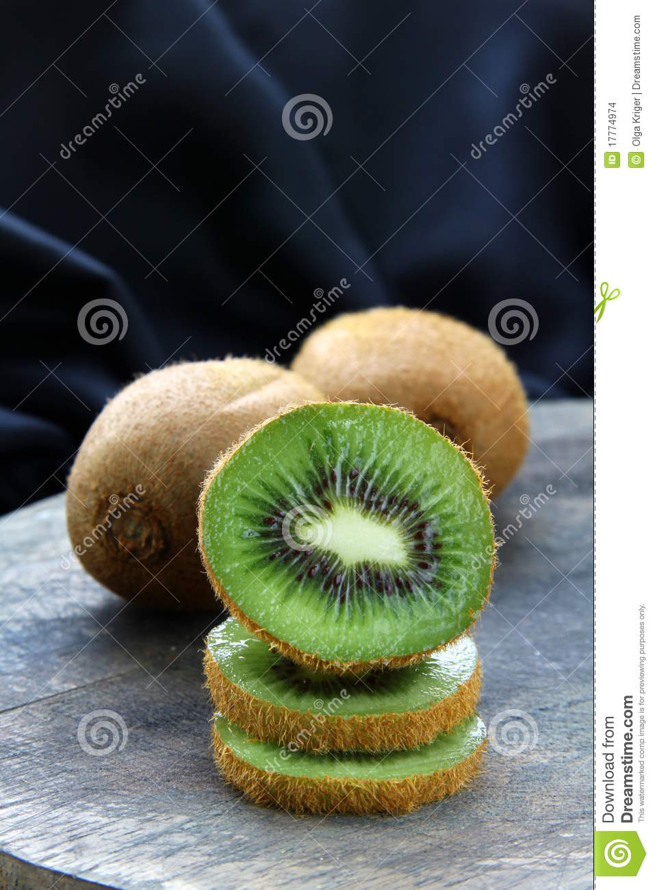 how to tell when a kiwi is ripe