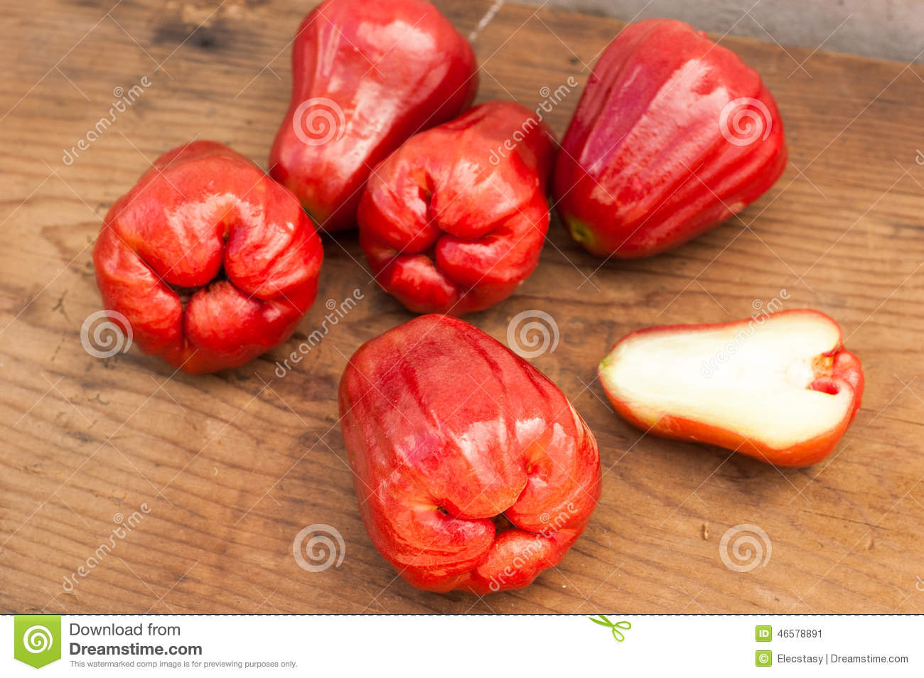ripe cashew fruit stock images  image, Beautiful flower