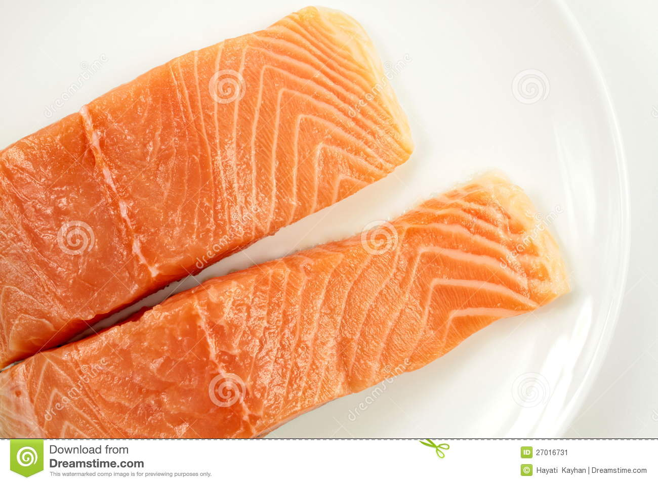 how to prepare fresh salmon