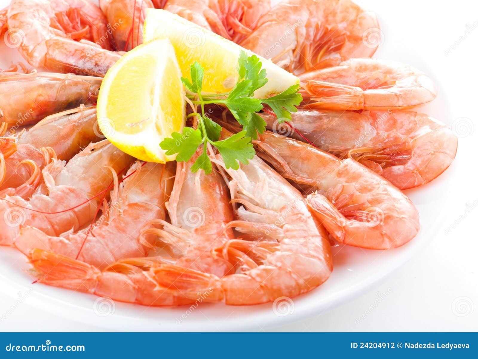 Fresh Shrimp Stock Photography - Image: 24204912