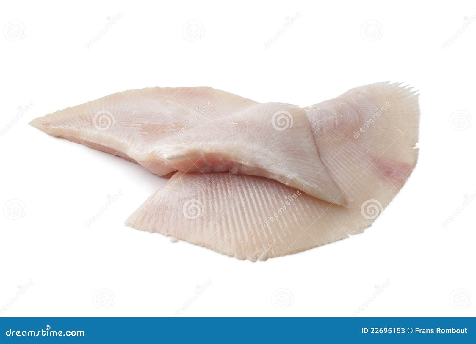 Fresh skate wings