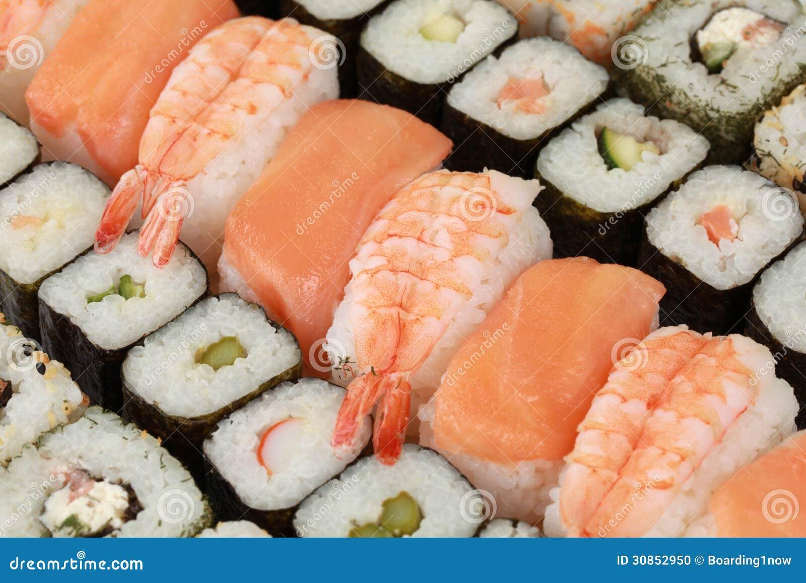 Роллы в домашних условиях без рыбы