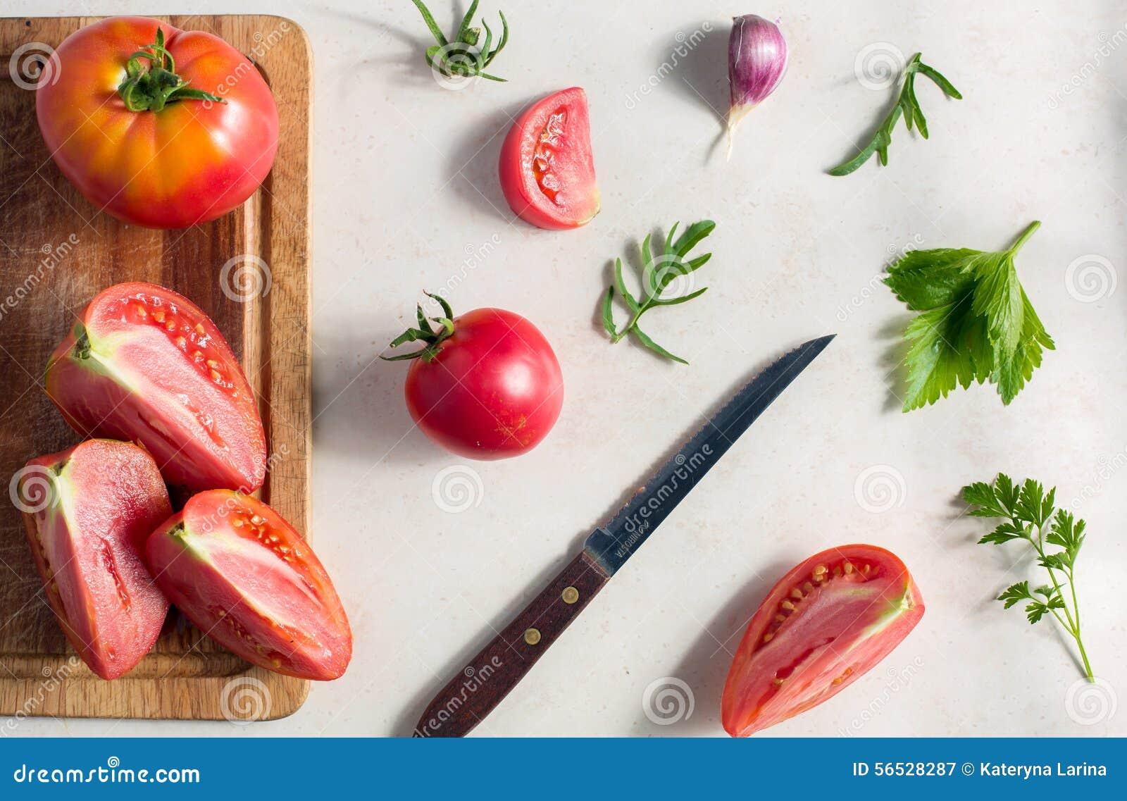 Fresh vegetable pattern