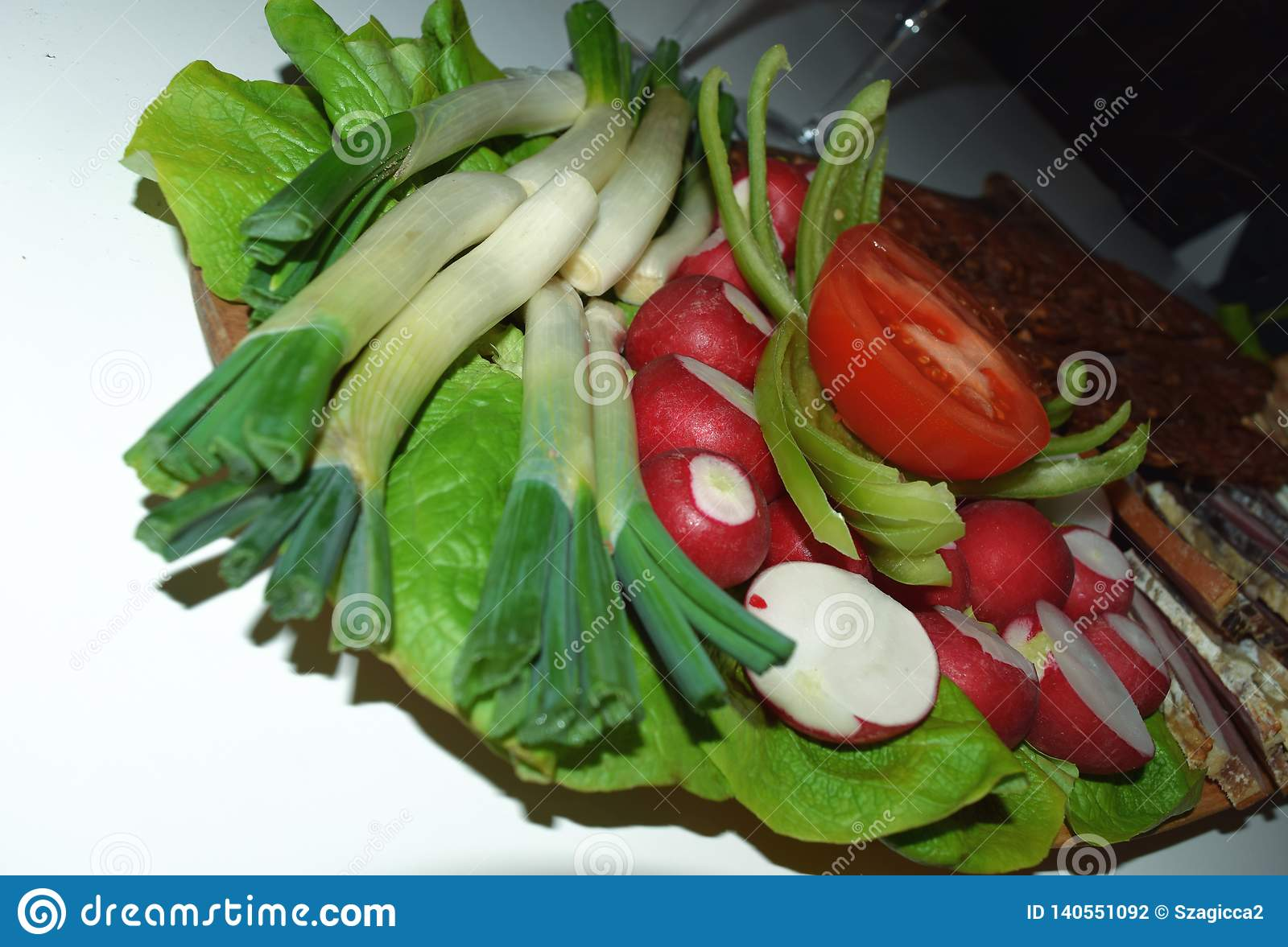 Fresh vegetable on wooden table. Diet, cooking.