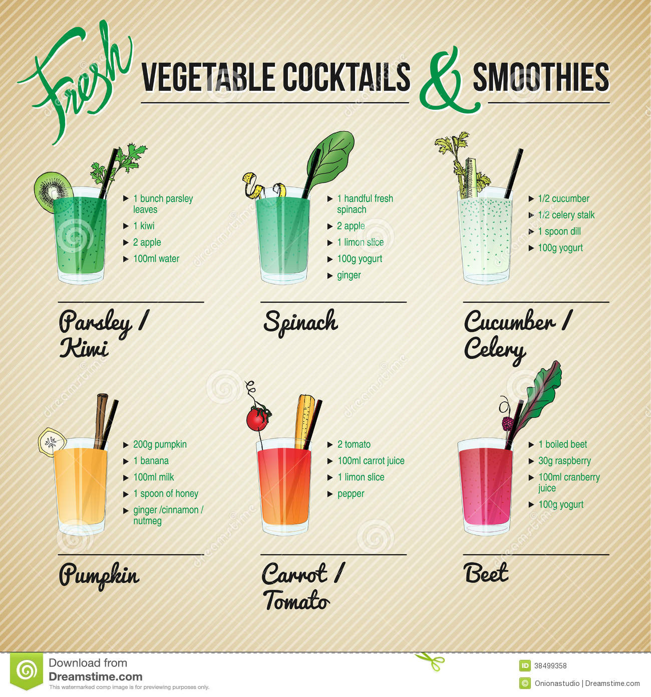 blue fruit healthy vegetable and fruit juice recipes