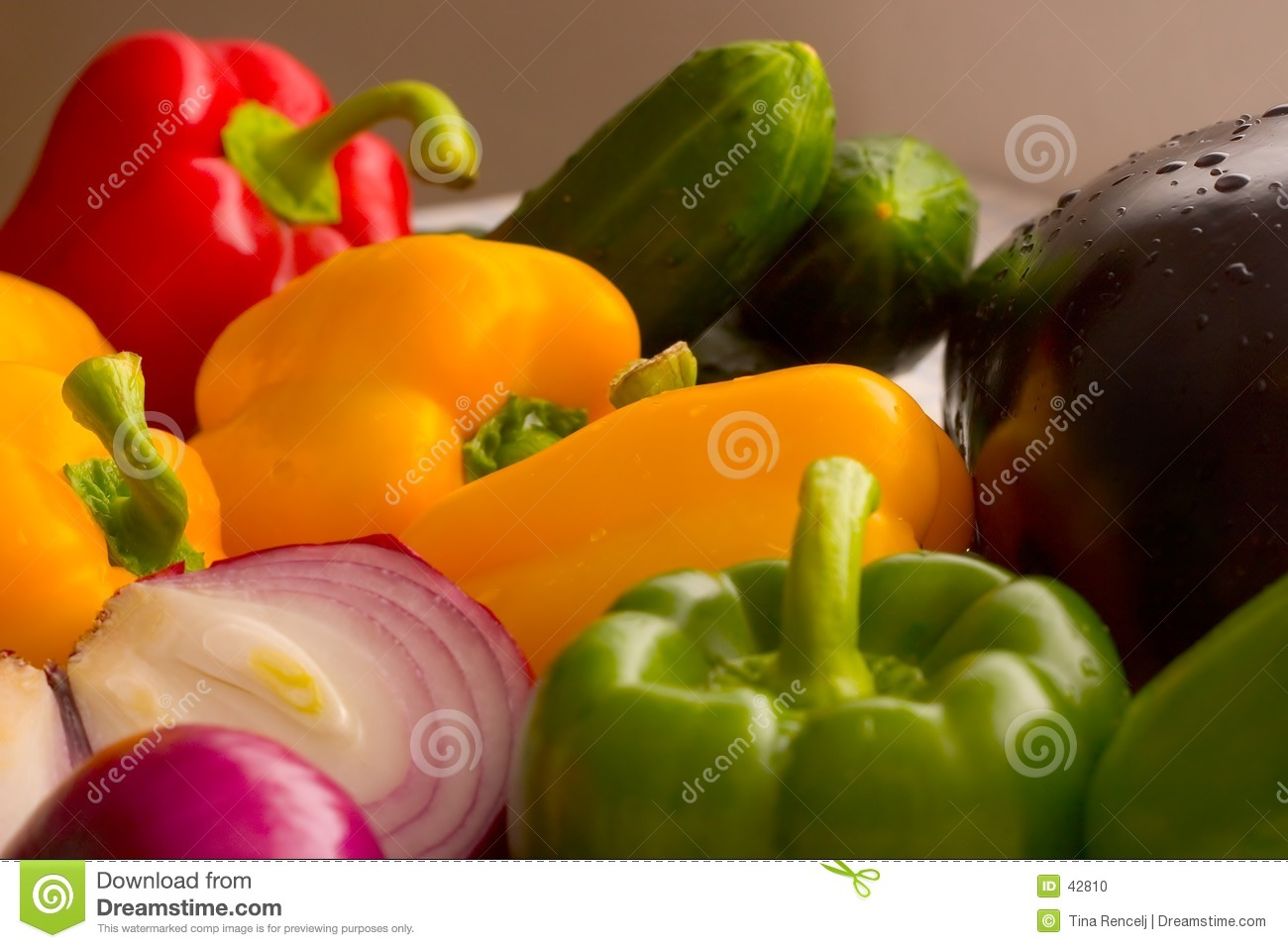 Fresh Vegetables II