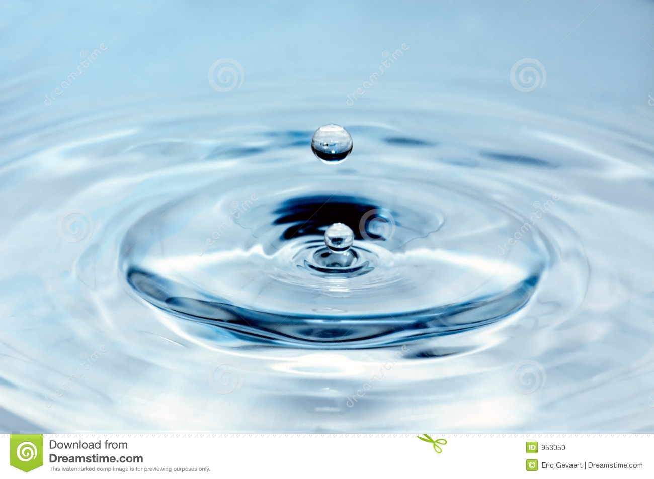 Fresh Water Stock Photo - Image: 953050