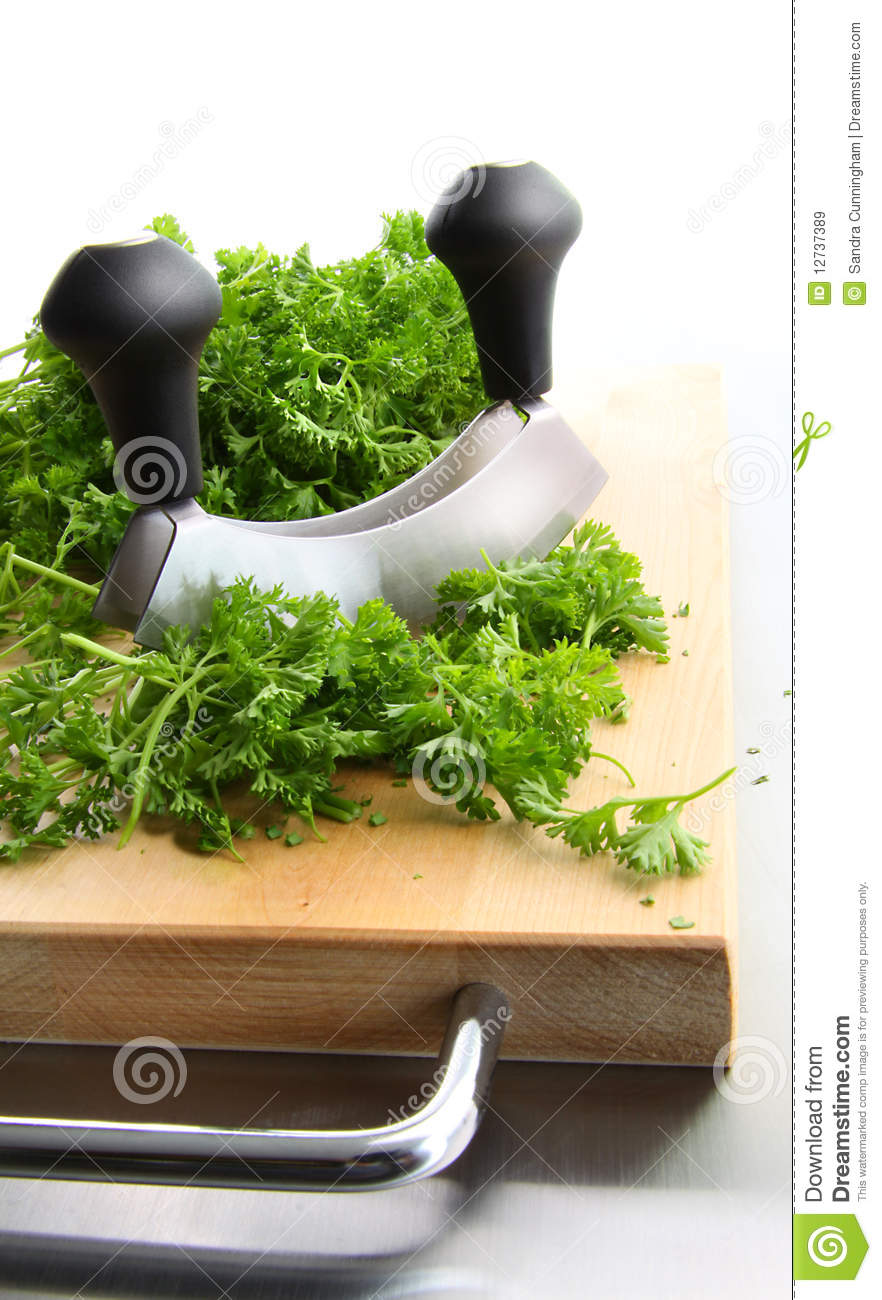 how to grow parsley from cutting