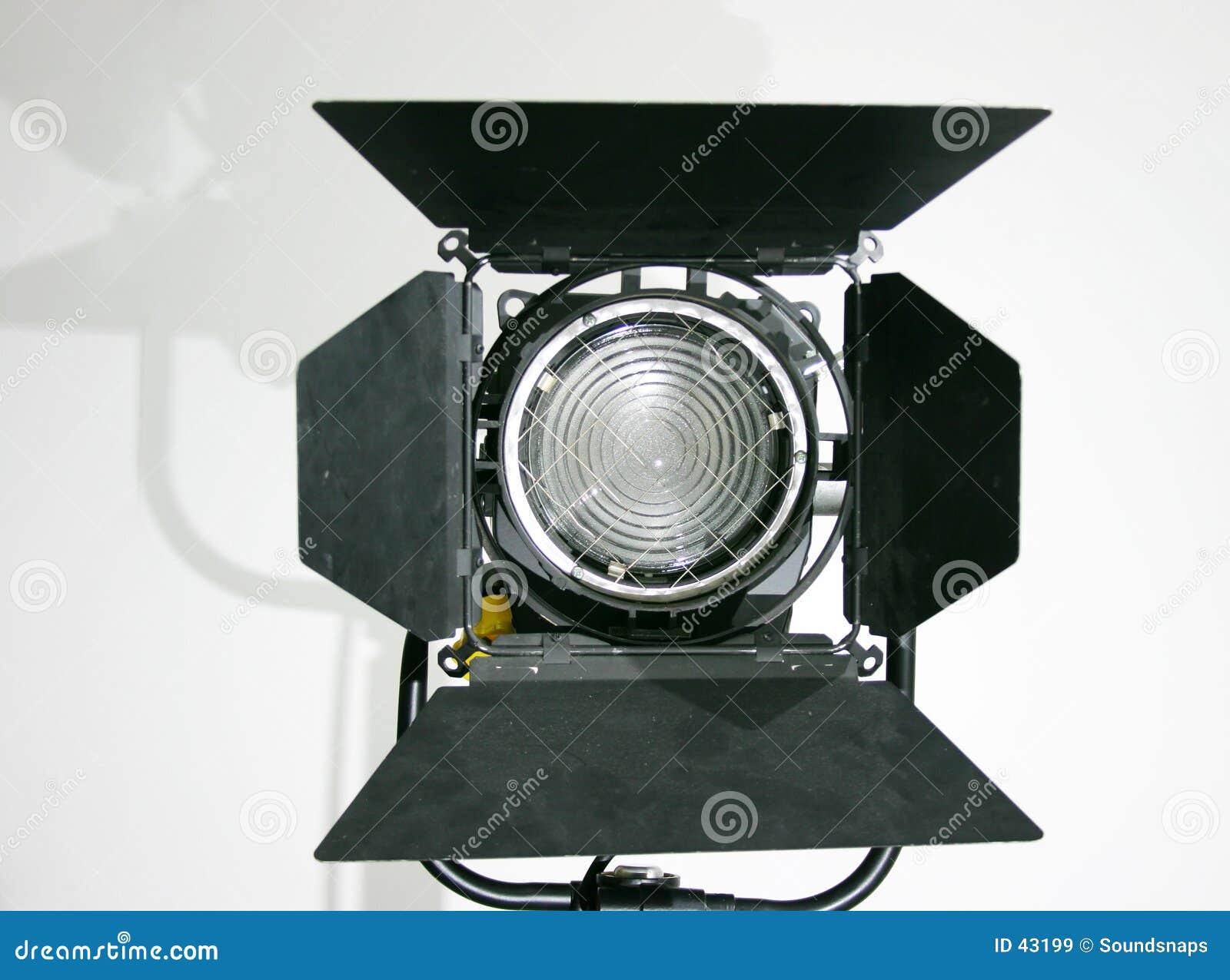 Fresnel van de studio Lamp