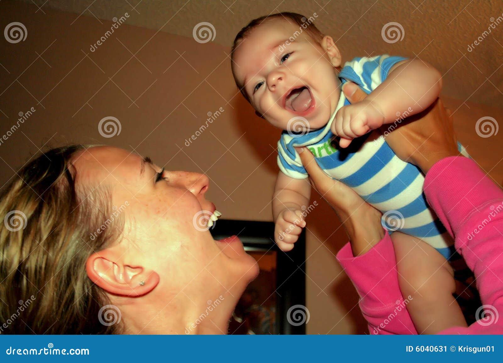 Freude des Mutter