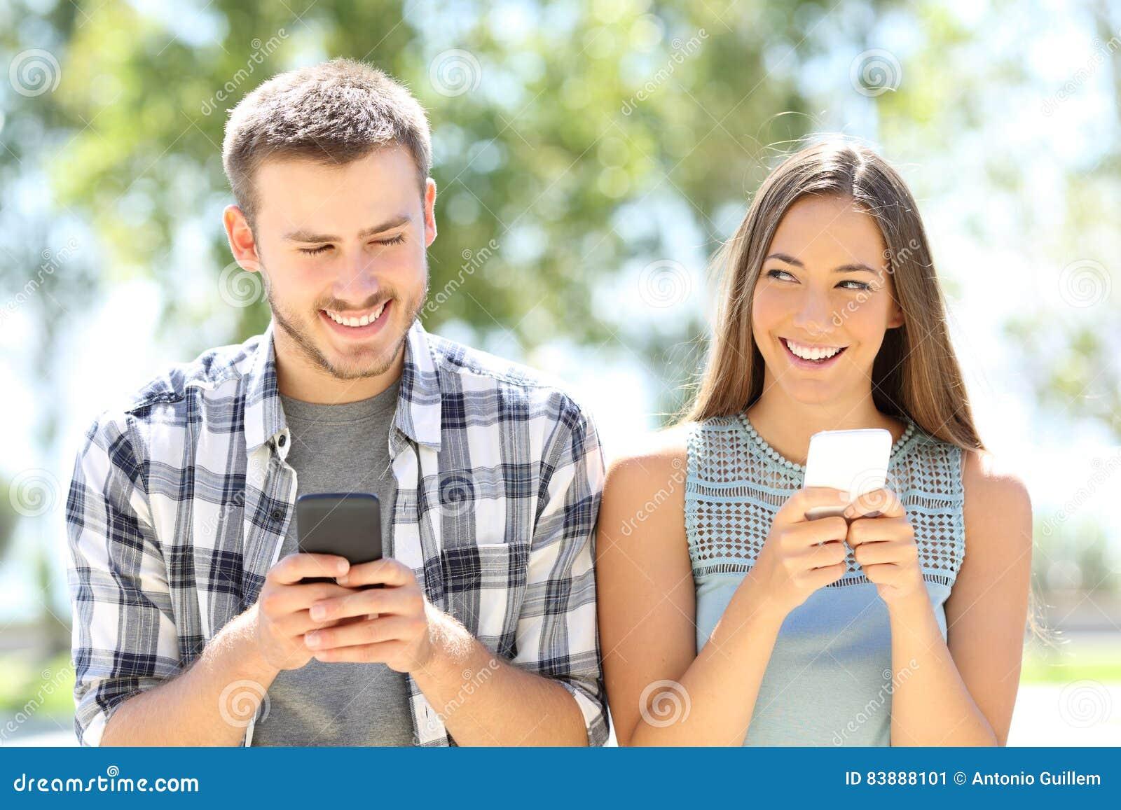 Flirten kostenfrei