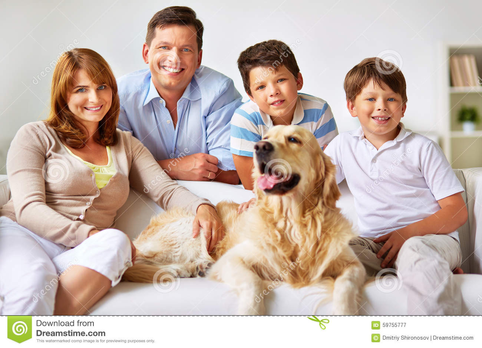 Freundliches family