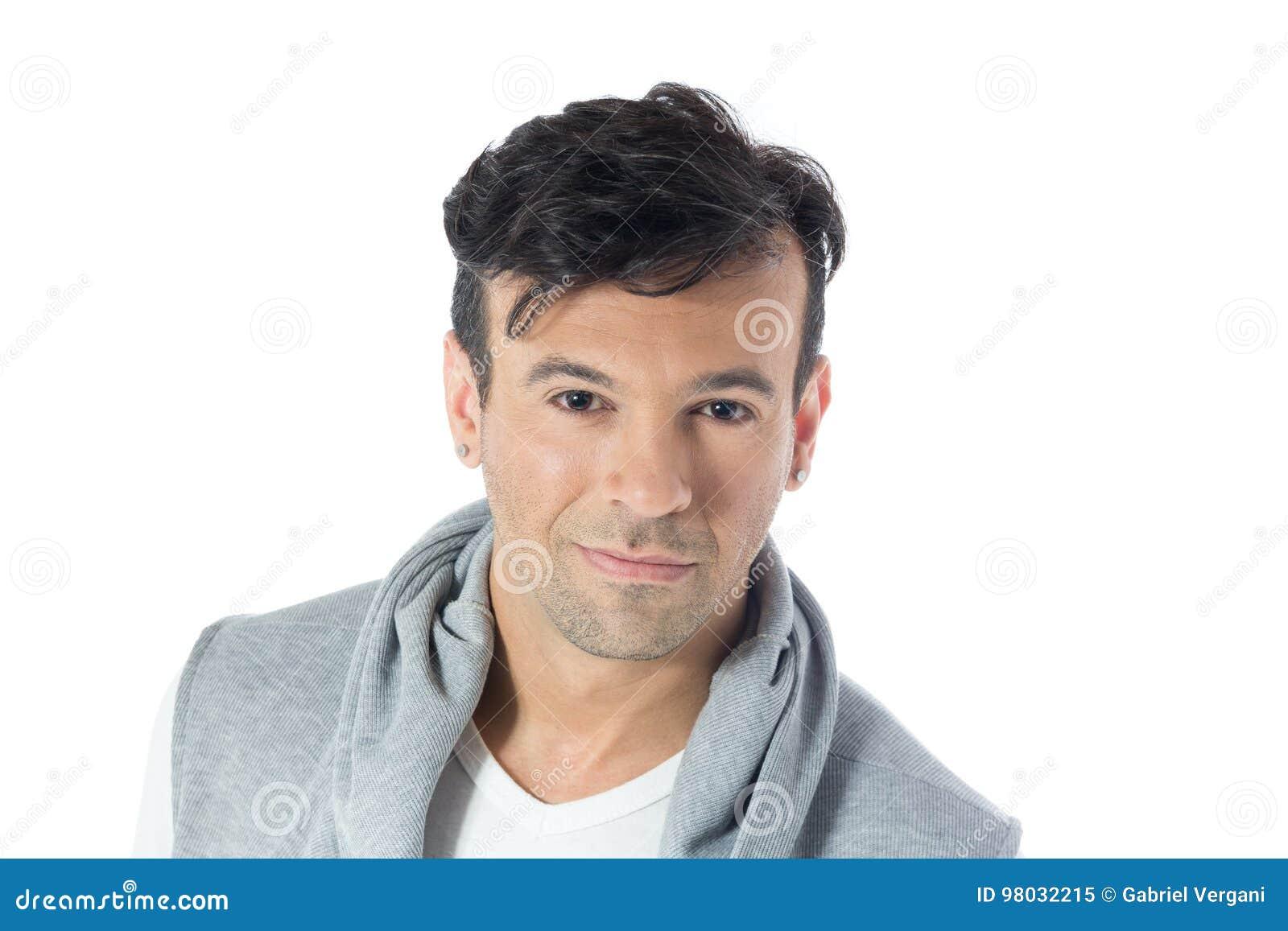 Hübscher mann 30