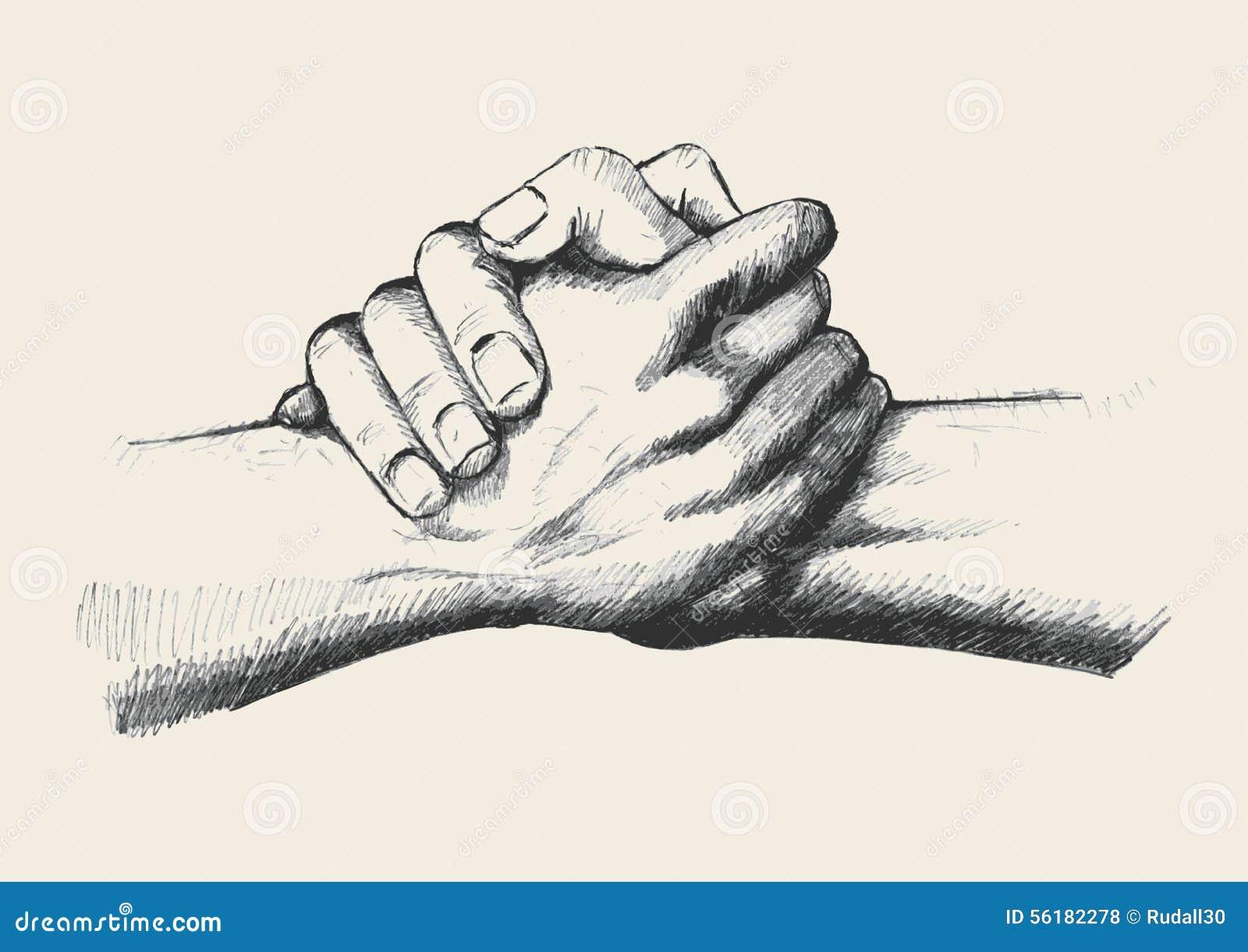 Freundschaft Vektor Abbildung Illustration Von Freundschaft 56182278