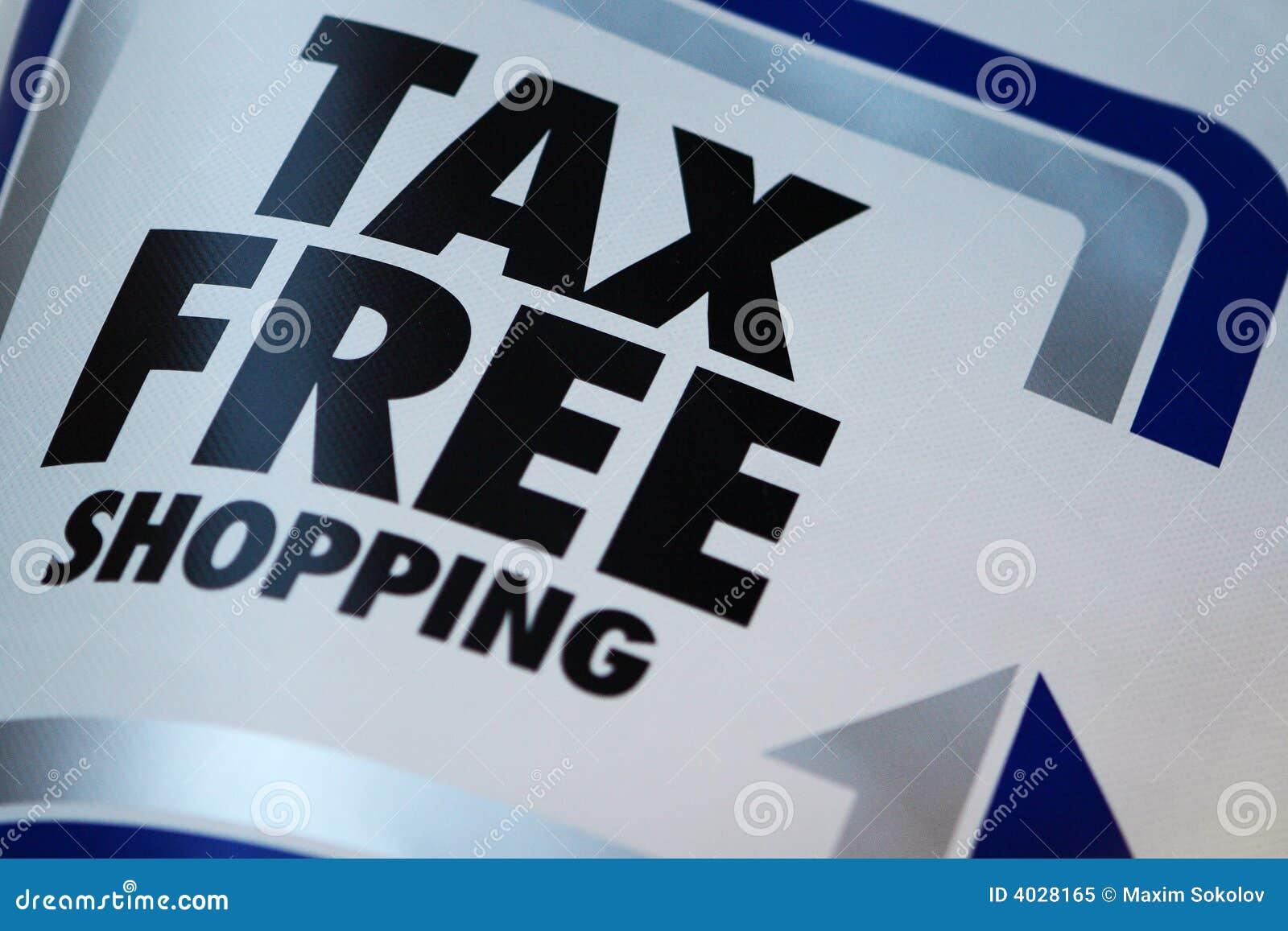 Fri shoppingskatt