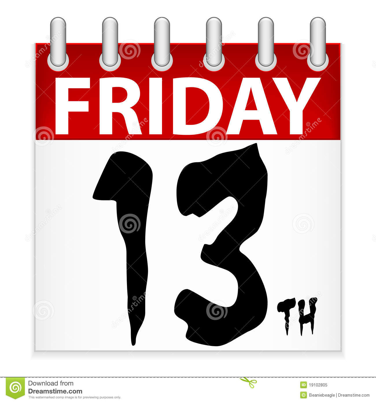 friday the 13th free