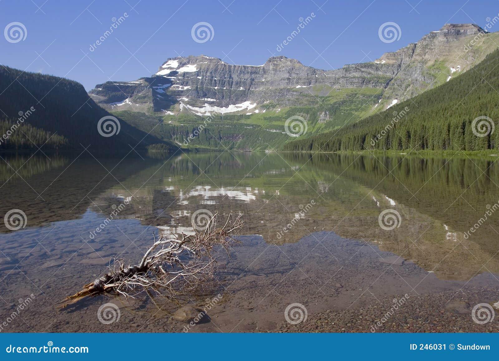 Fridsam lake