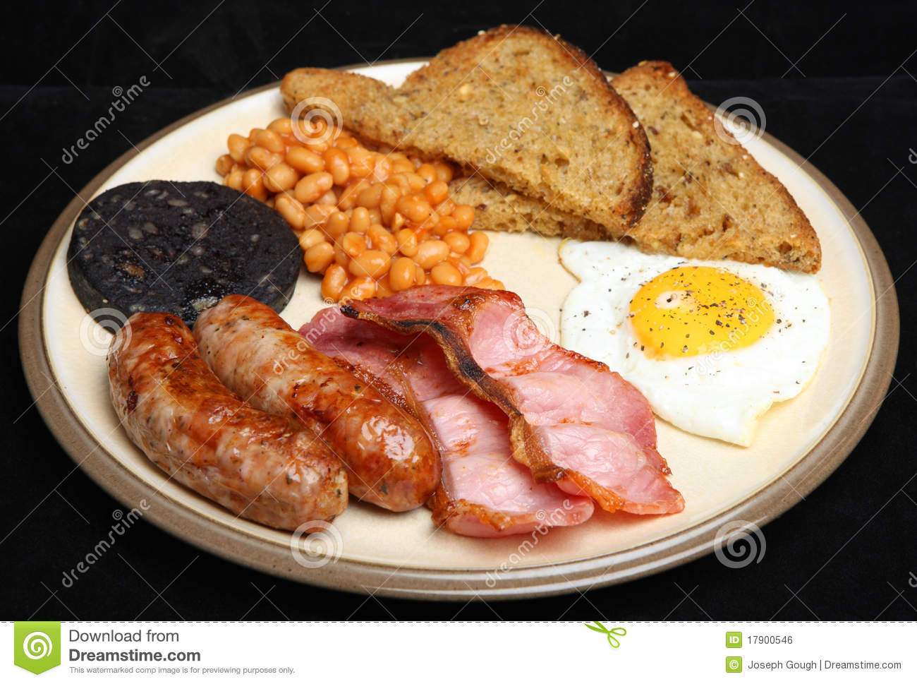 how to cook english breakfast