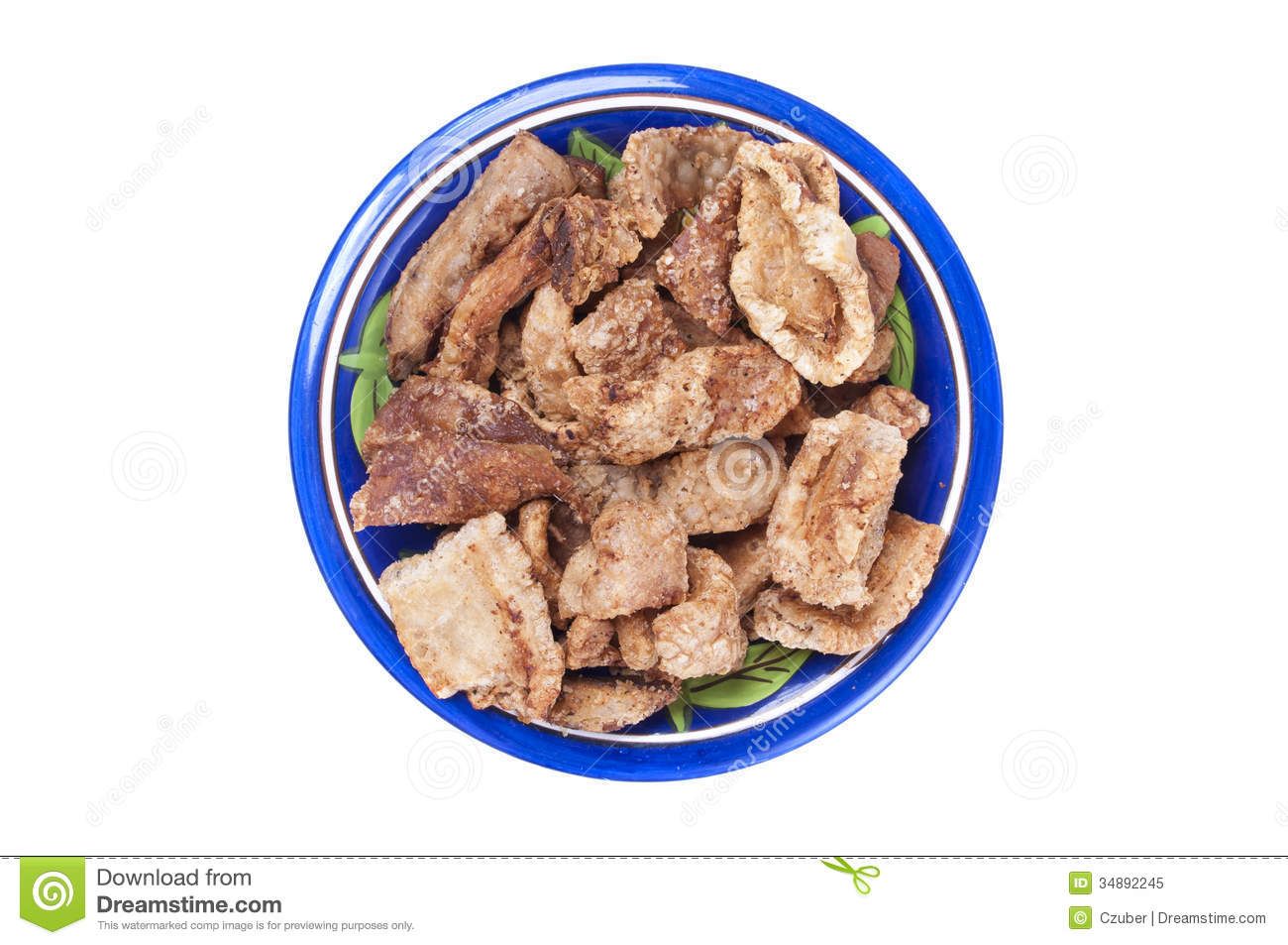 how to fry pork rinds