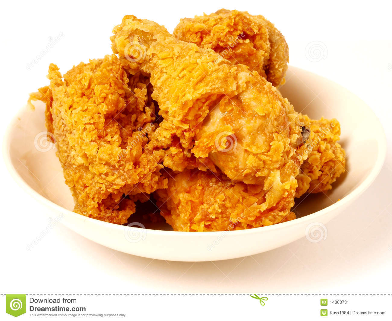Fried chicken clip art - photo#14