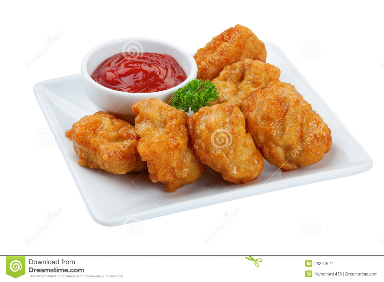 clipart of chicken nuggets - photo #30