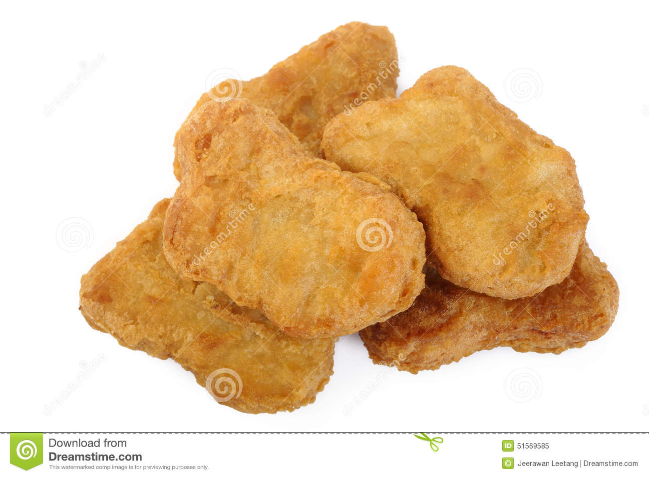 clipart of chicken nuggets - photo #49