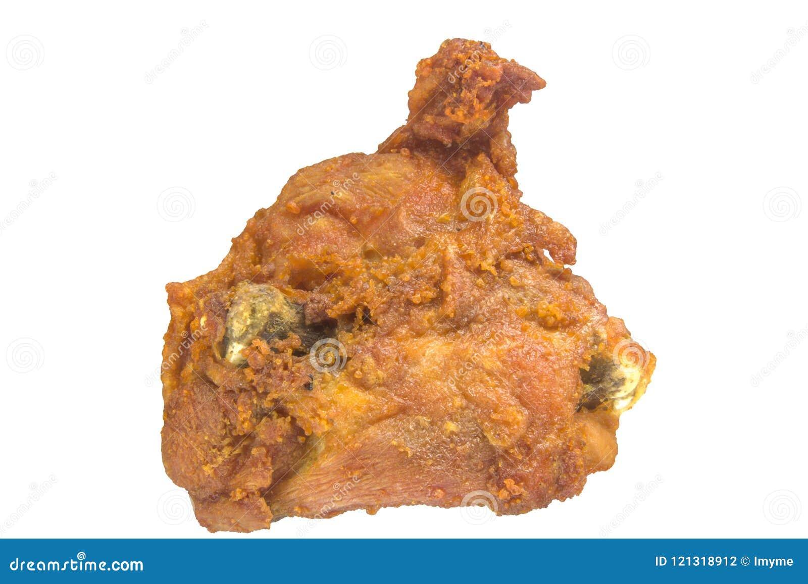 Fried Chicken Thigh curruscante