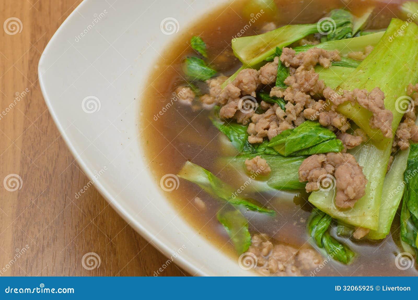 Healthful Chinese Food