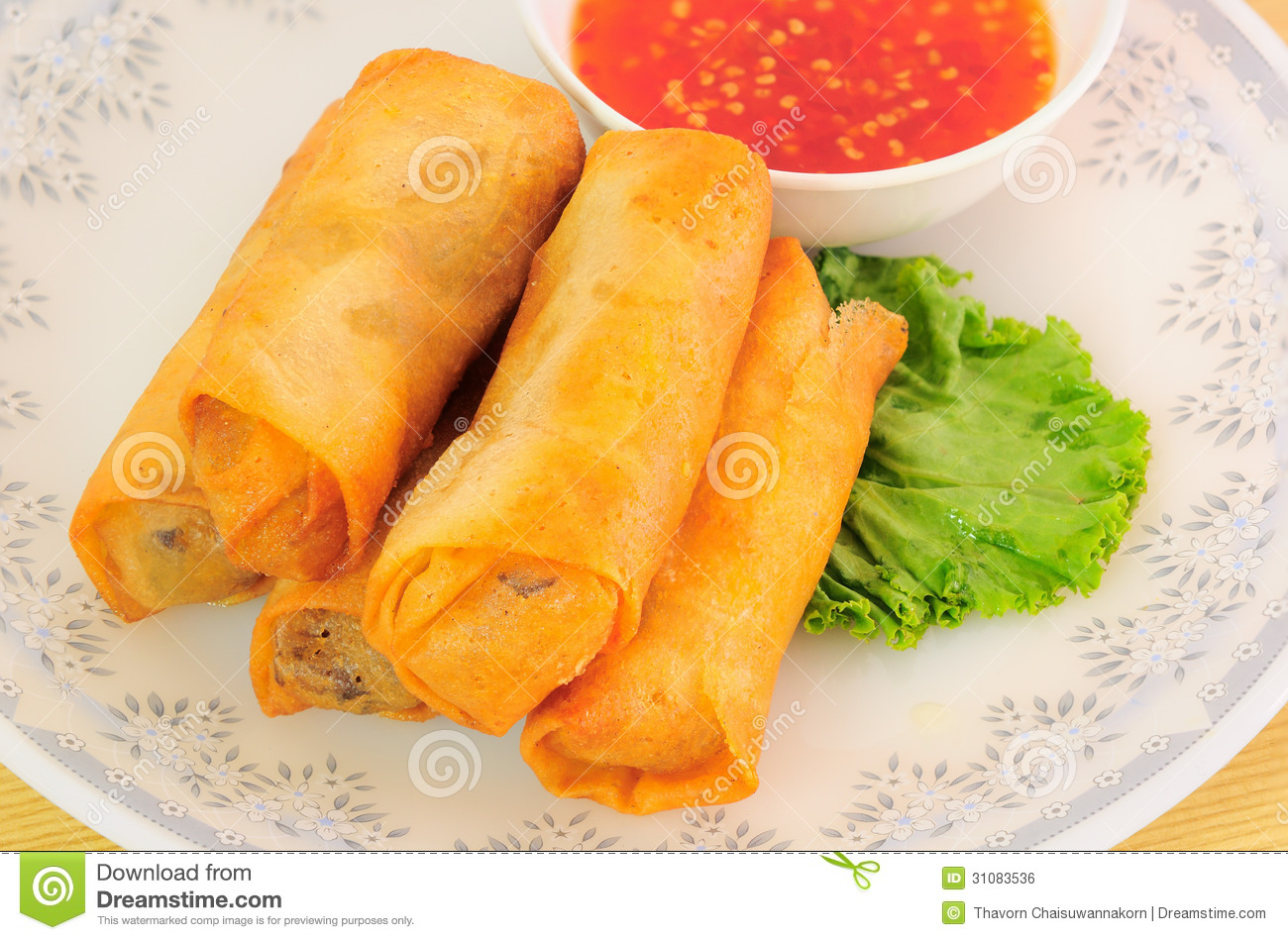 free clipart spring rolls - photo #34
