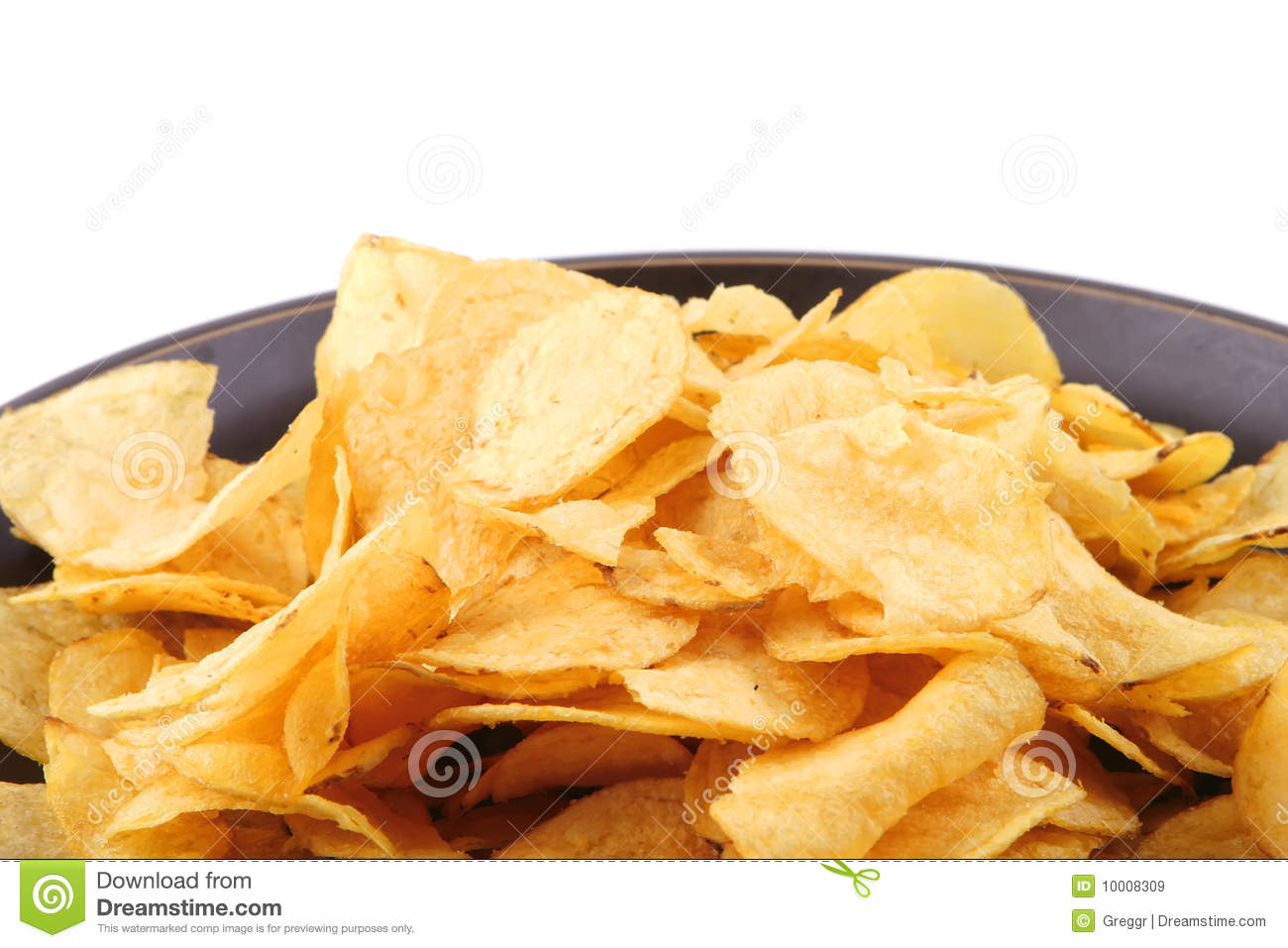 how to make deep fried chips