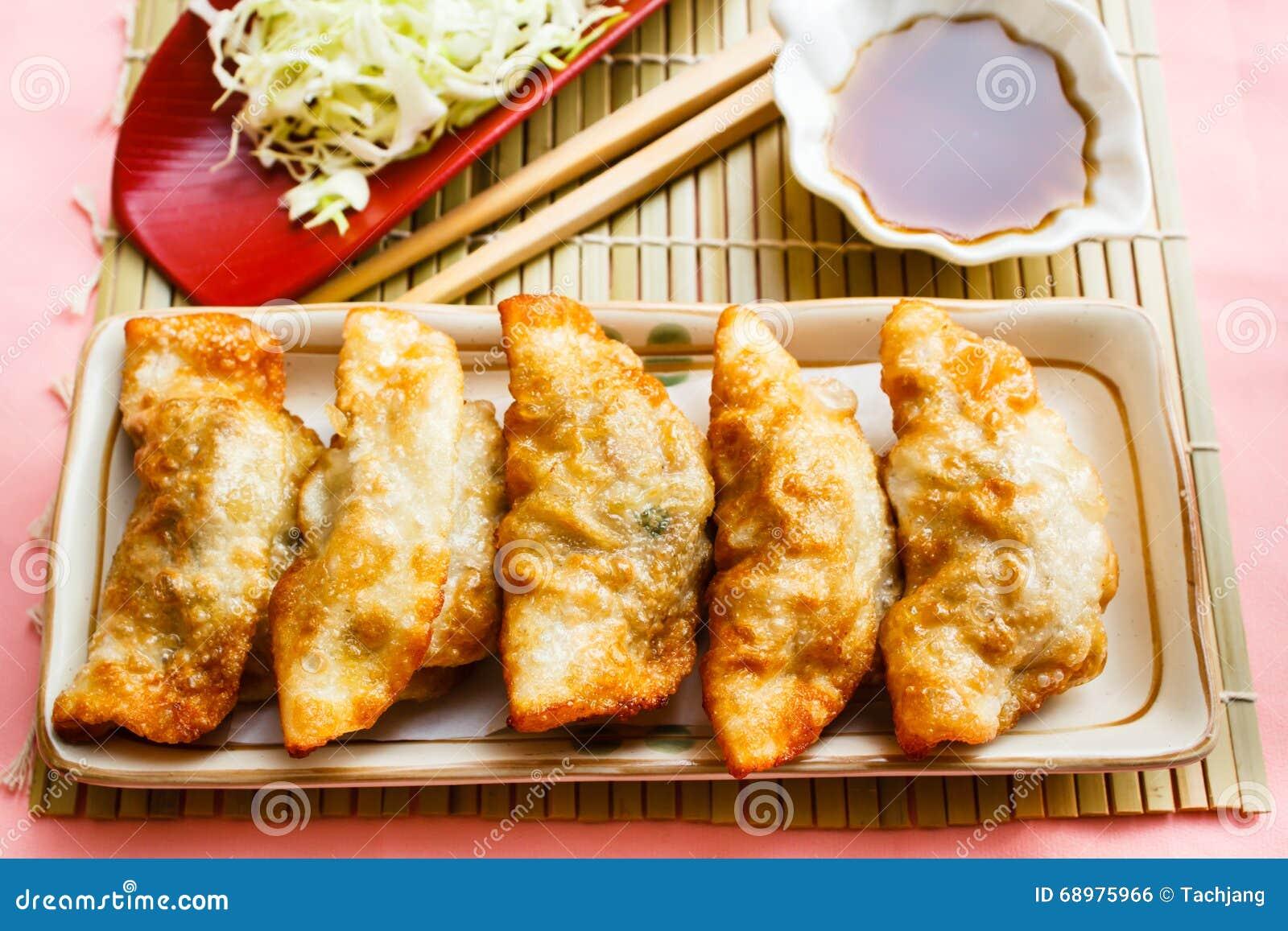 Fried Dumpling - Gyoza