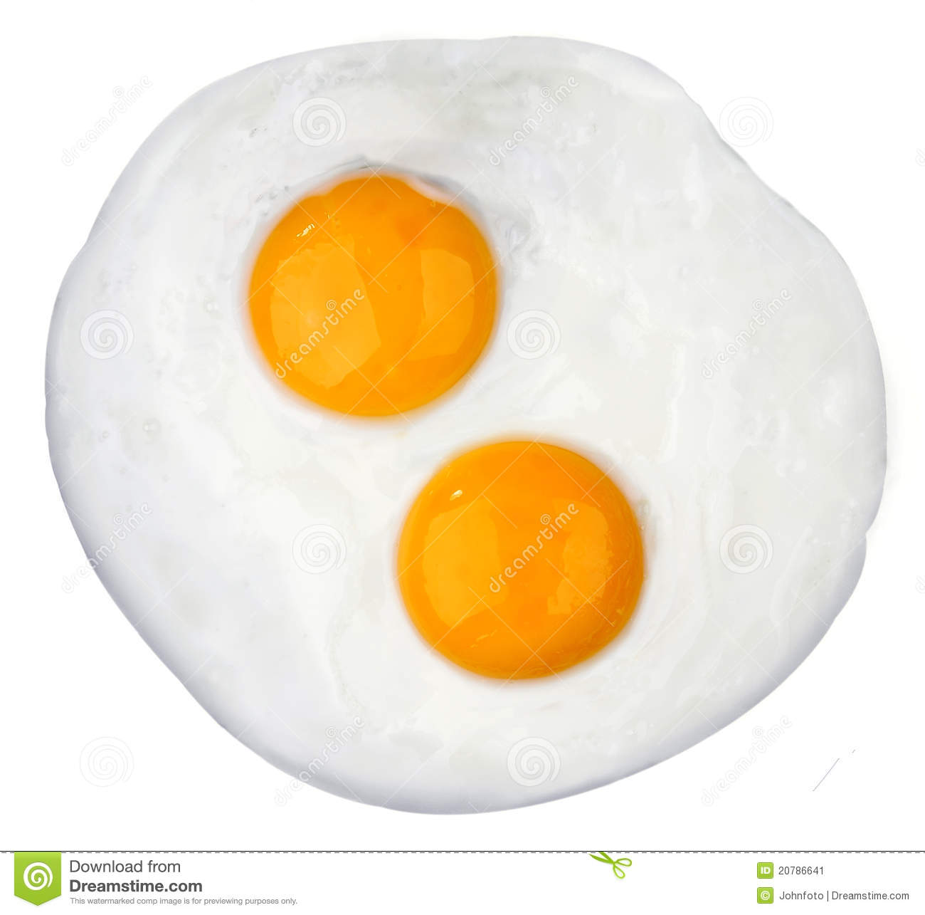 Fried Egg Stock Image - Image: 20786641