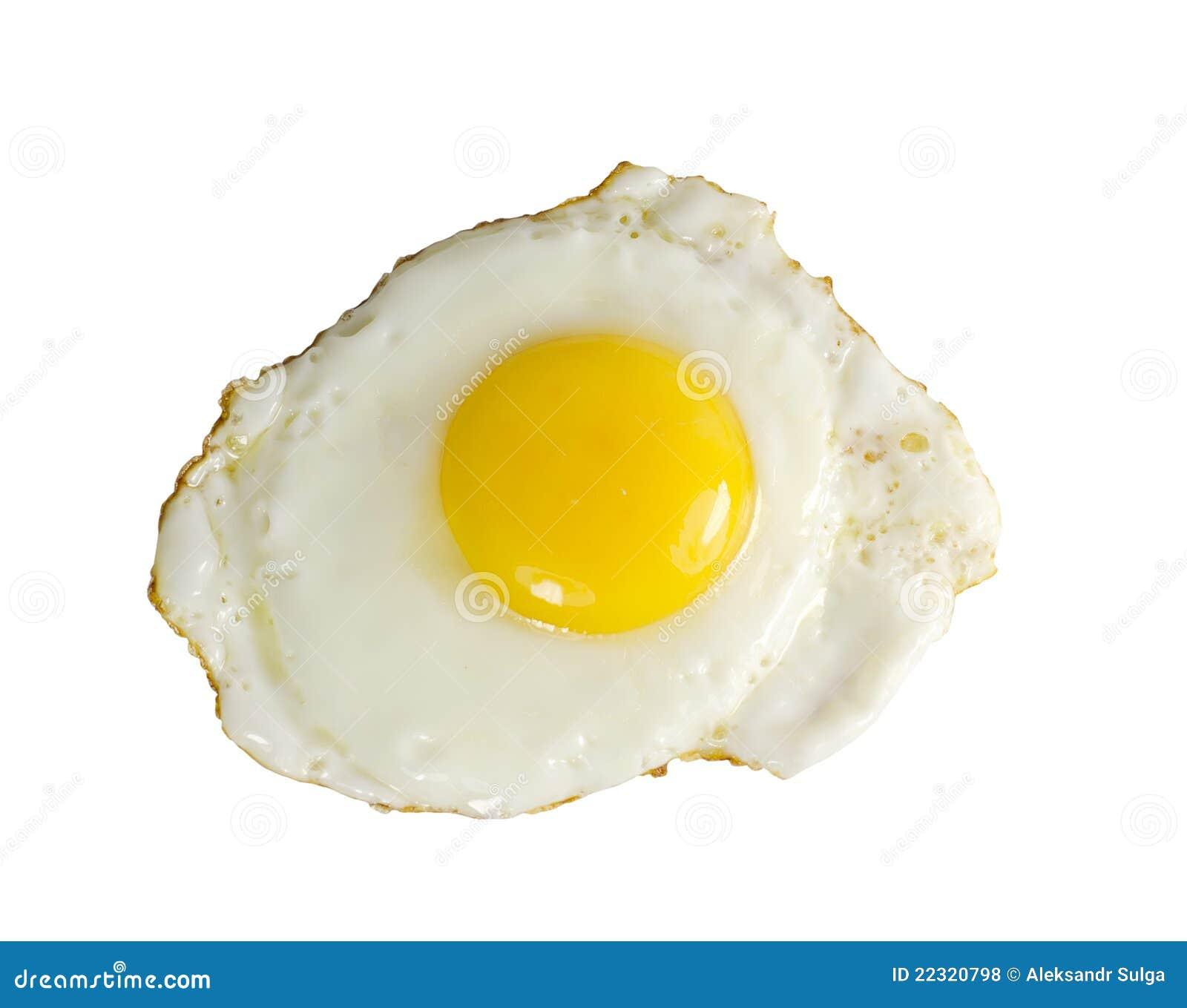 Fried Egg Royalty Free Stock Photos - Image: 22320798